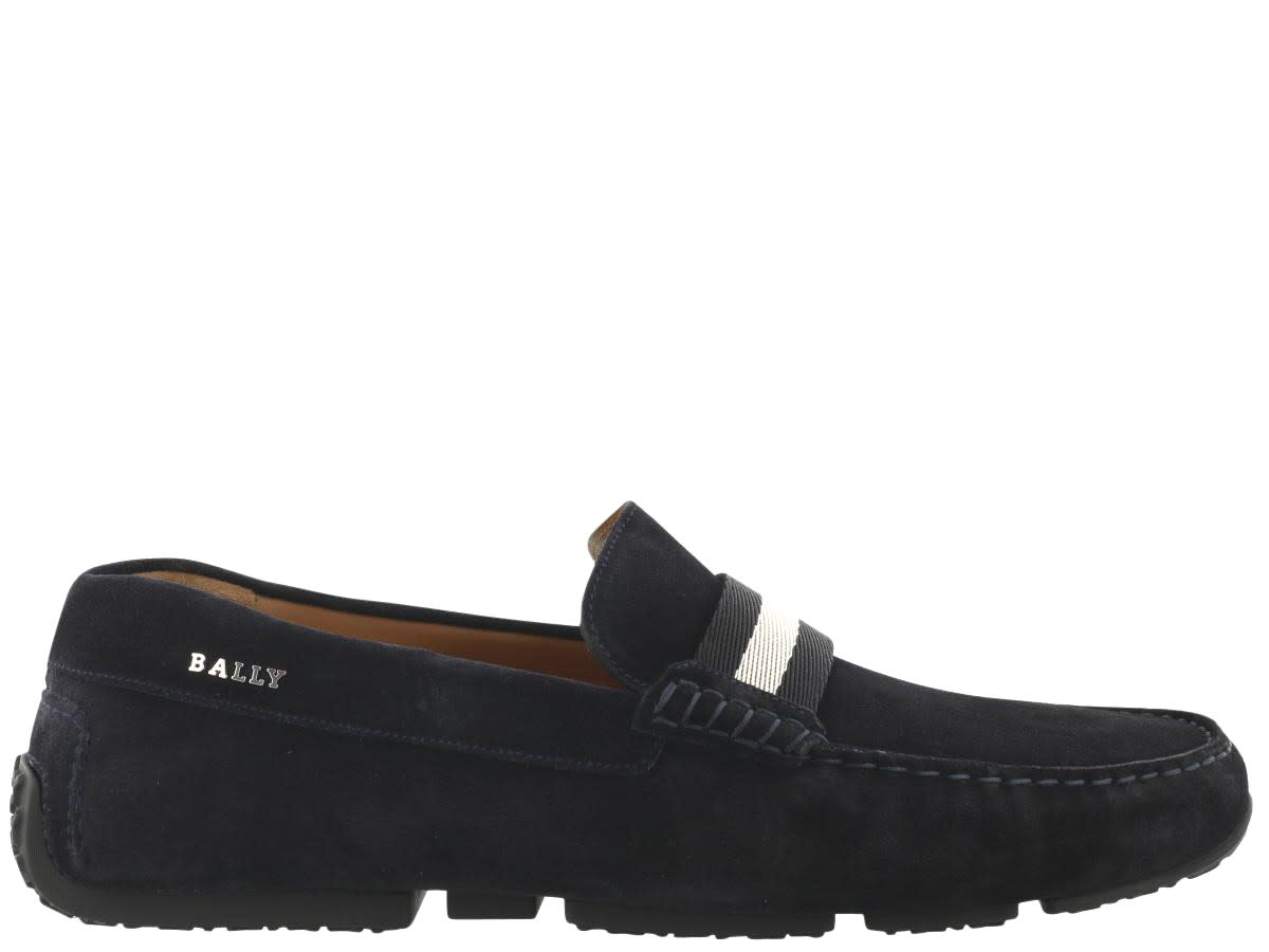 Bally Suedes PEARCE LOAFERS