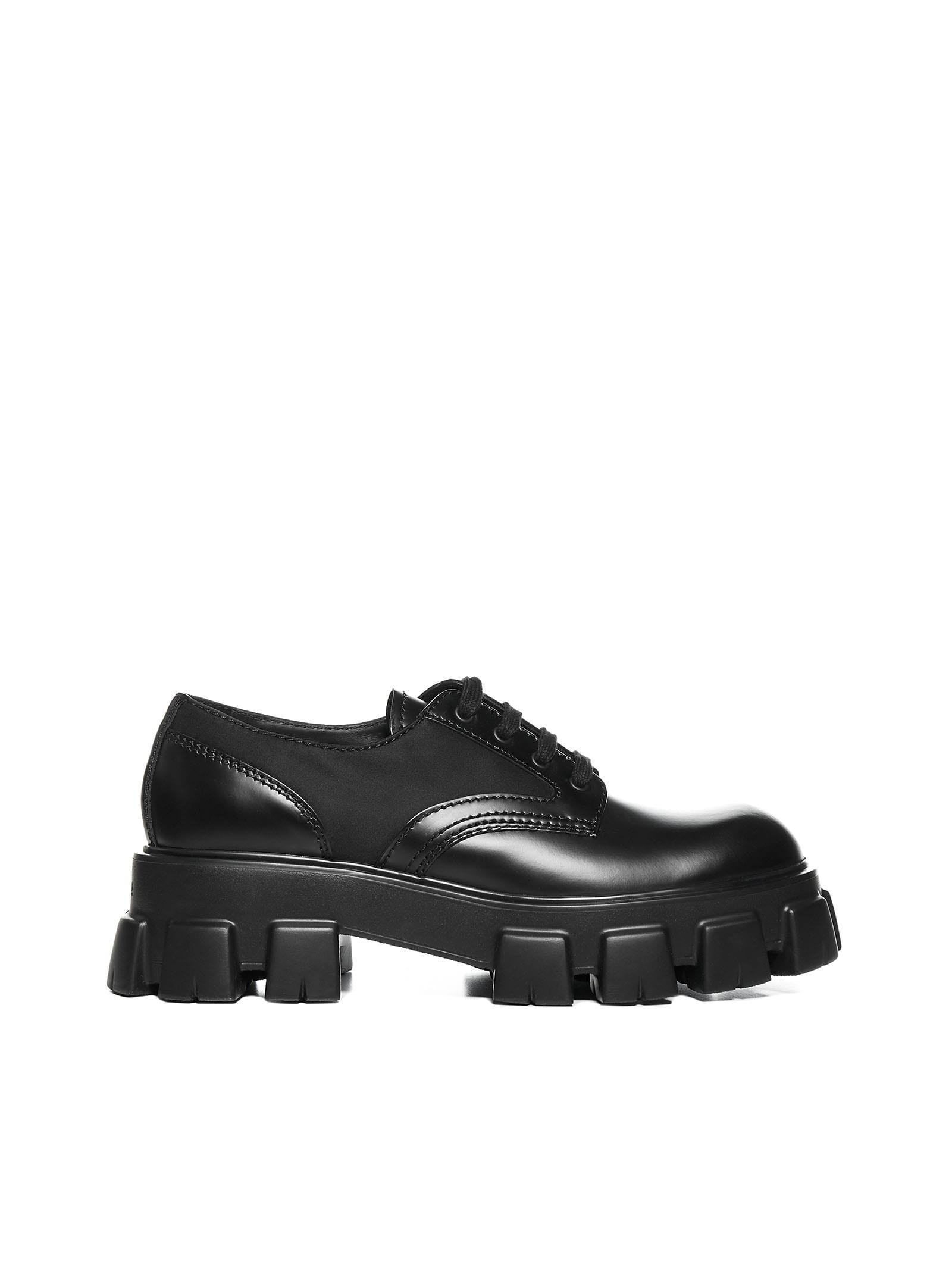 Prada Laced Shoes