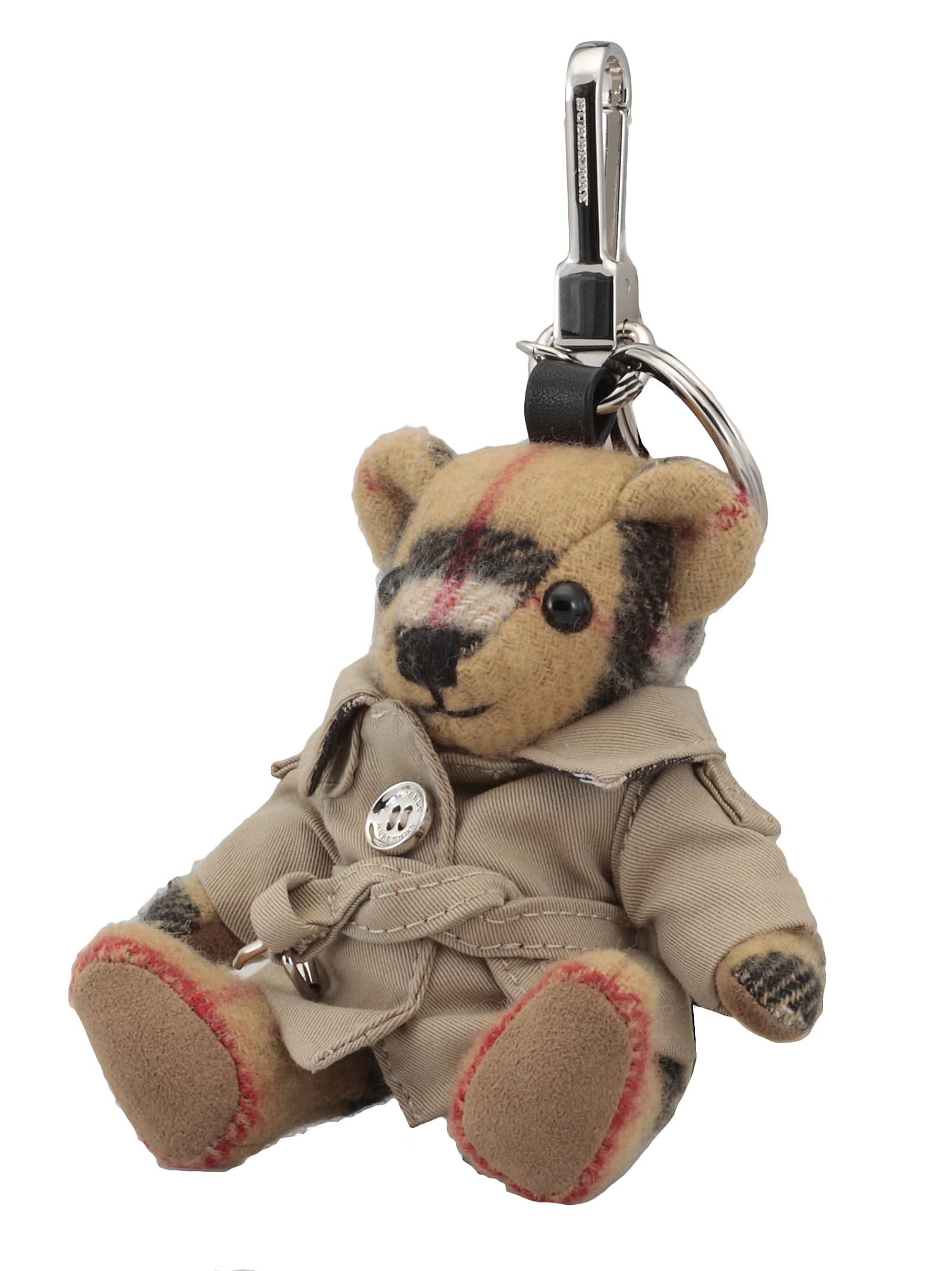 free shipping new style good service Burberry Burberry Thomas Bear Charm - ANTIQUE YELLOW - 11192811 ...