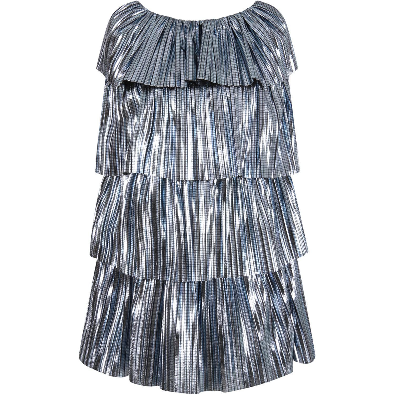 Buy Le Gemelline by Feleppa Light Blue Girl Dress online, shop Le Gemelline by Feleppa with free shipping