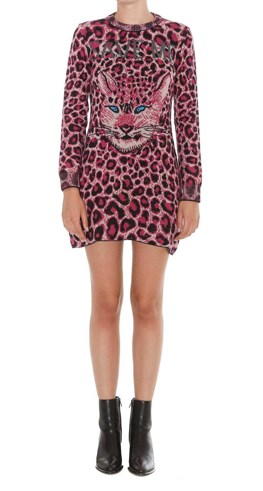 Alberta Ferretti Love Me Wild Dress