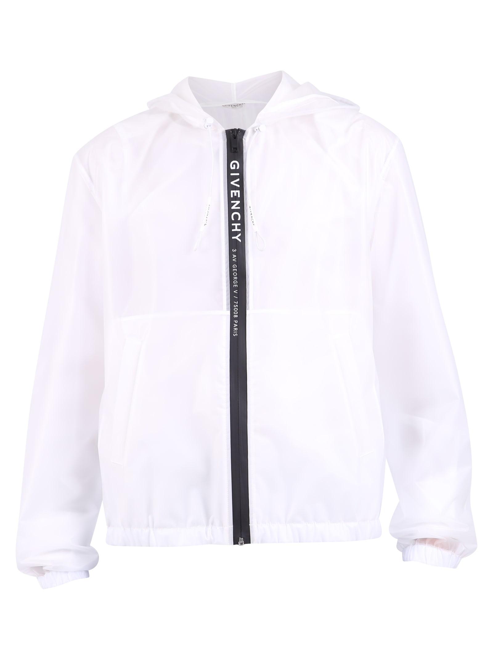 Givenchy Branded Jacket