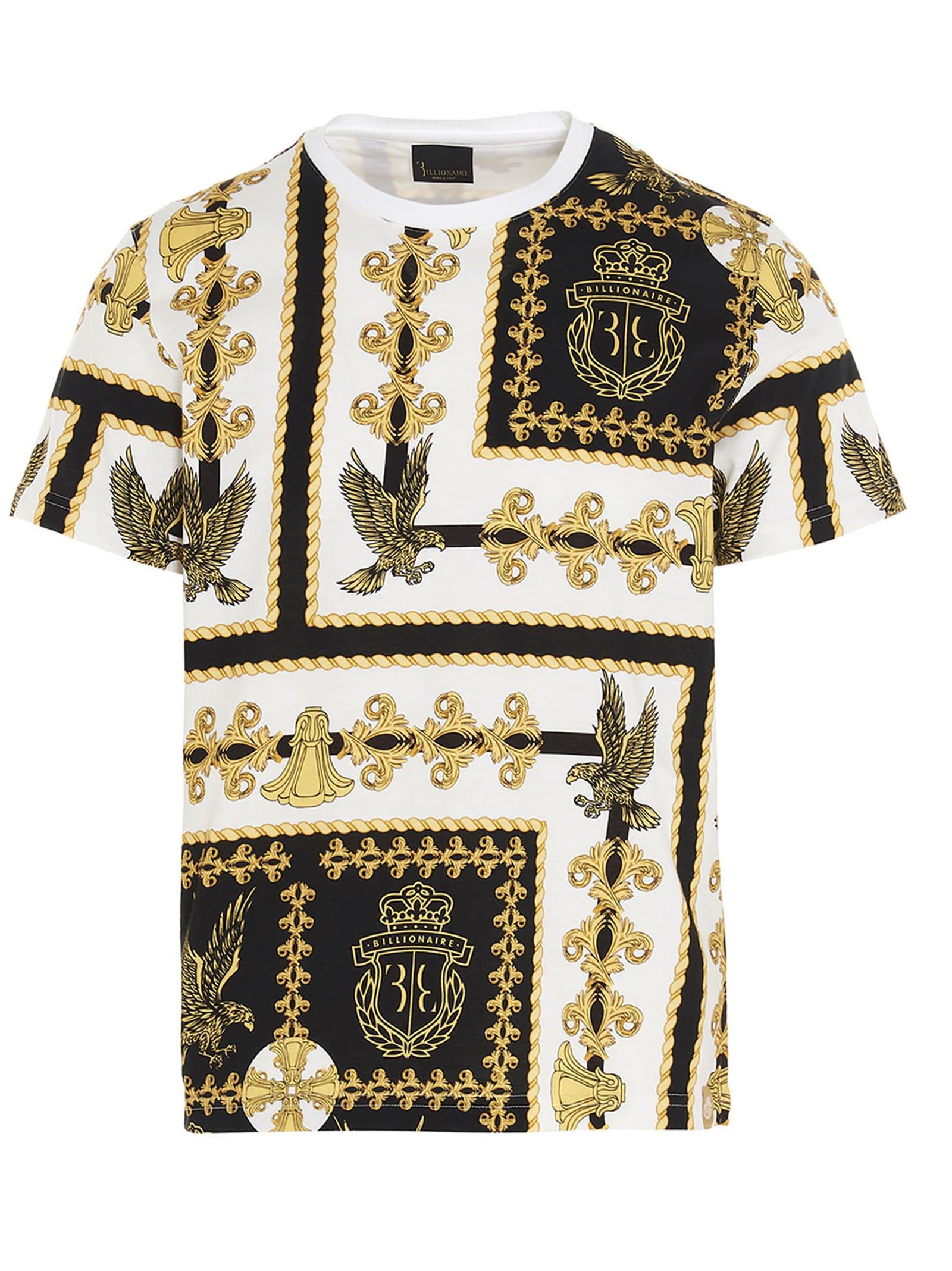 Billionaire T-shirts FALCON T-SHIRT