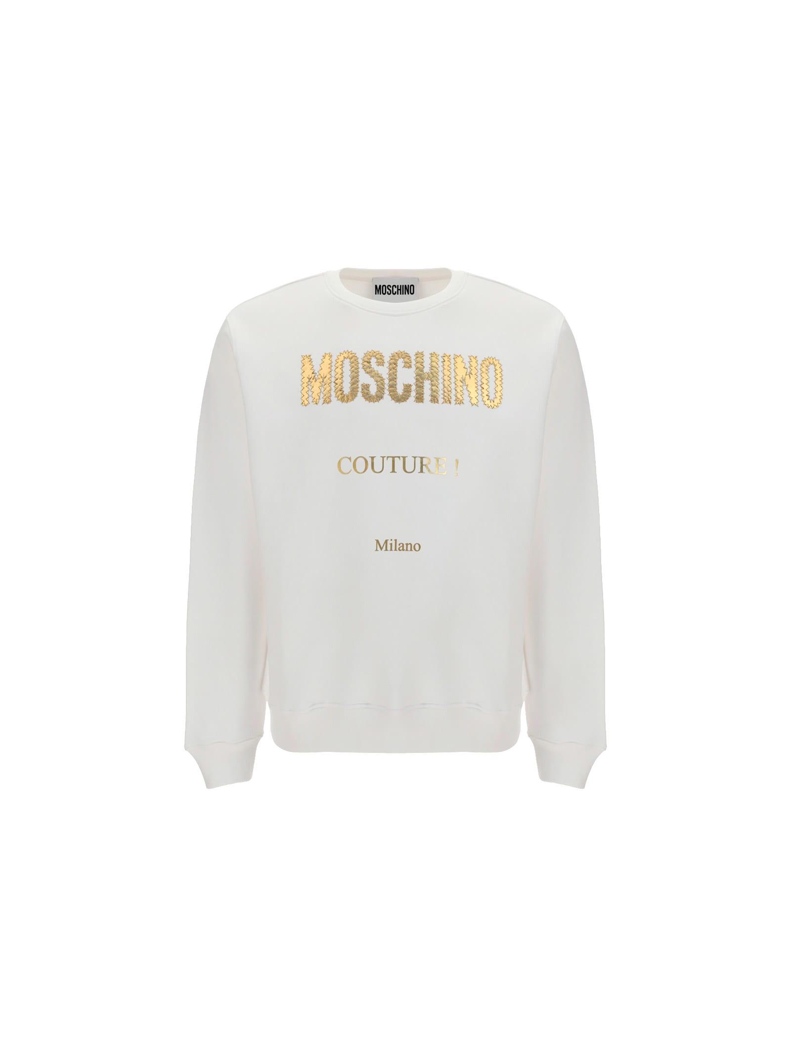 Moschino Cottons SWEATSHIRT