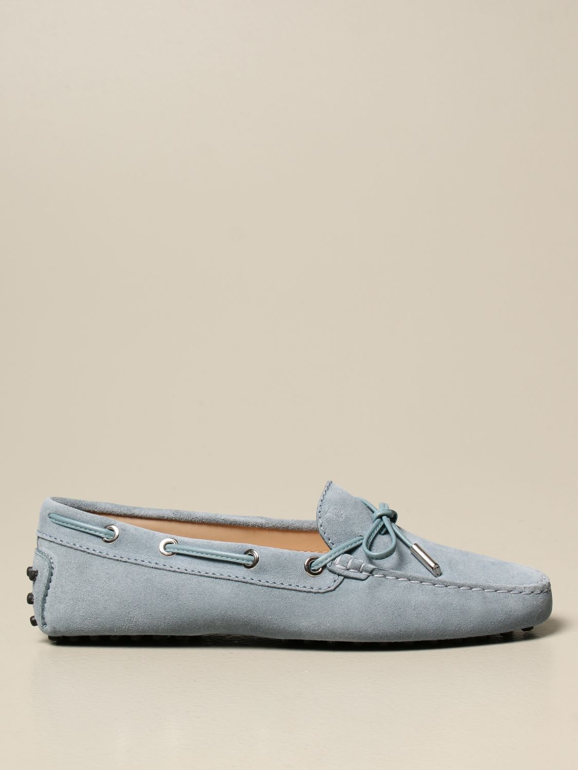 Tods Loafers Tods Suede Loafers