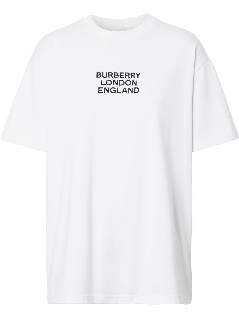 Burberry Shirts SHORT SLEEVE T-SHIRT