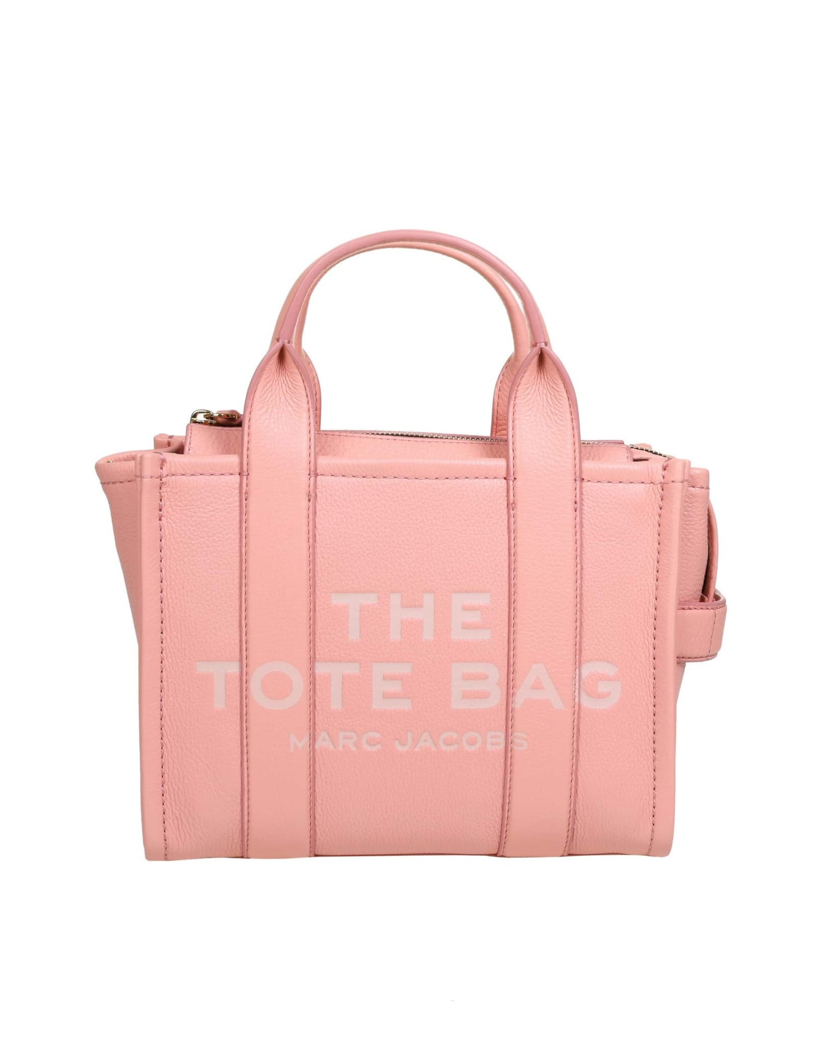 Marc Jacobs Bags THE TRAVELER TOTE MINI HANDBAG IN LEATHER