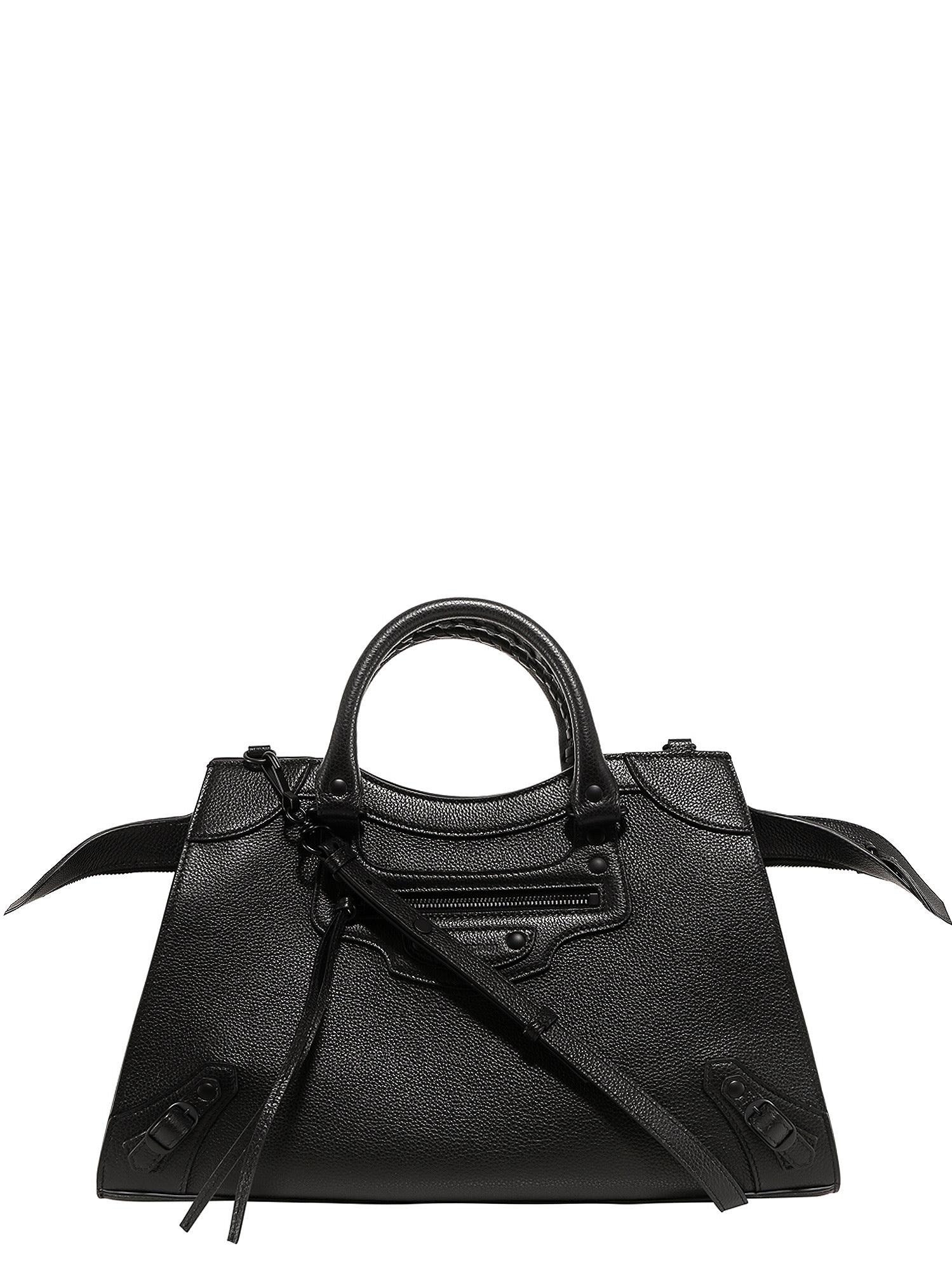 Balenciaga Leathers NEO CLASSIC HANDBAG