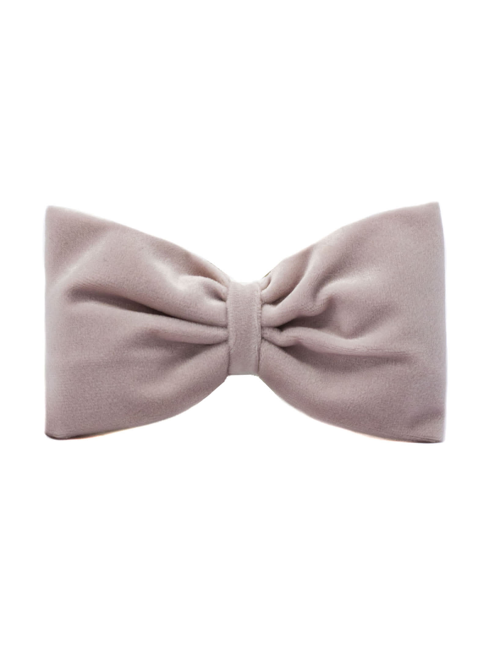 Pink Bow Detail Head Band
