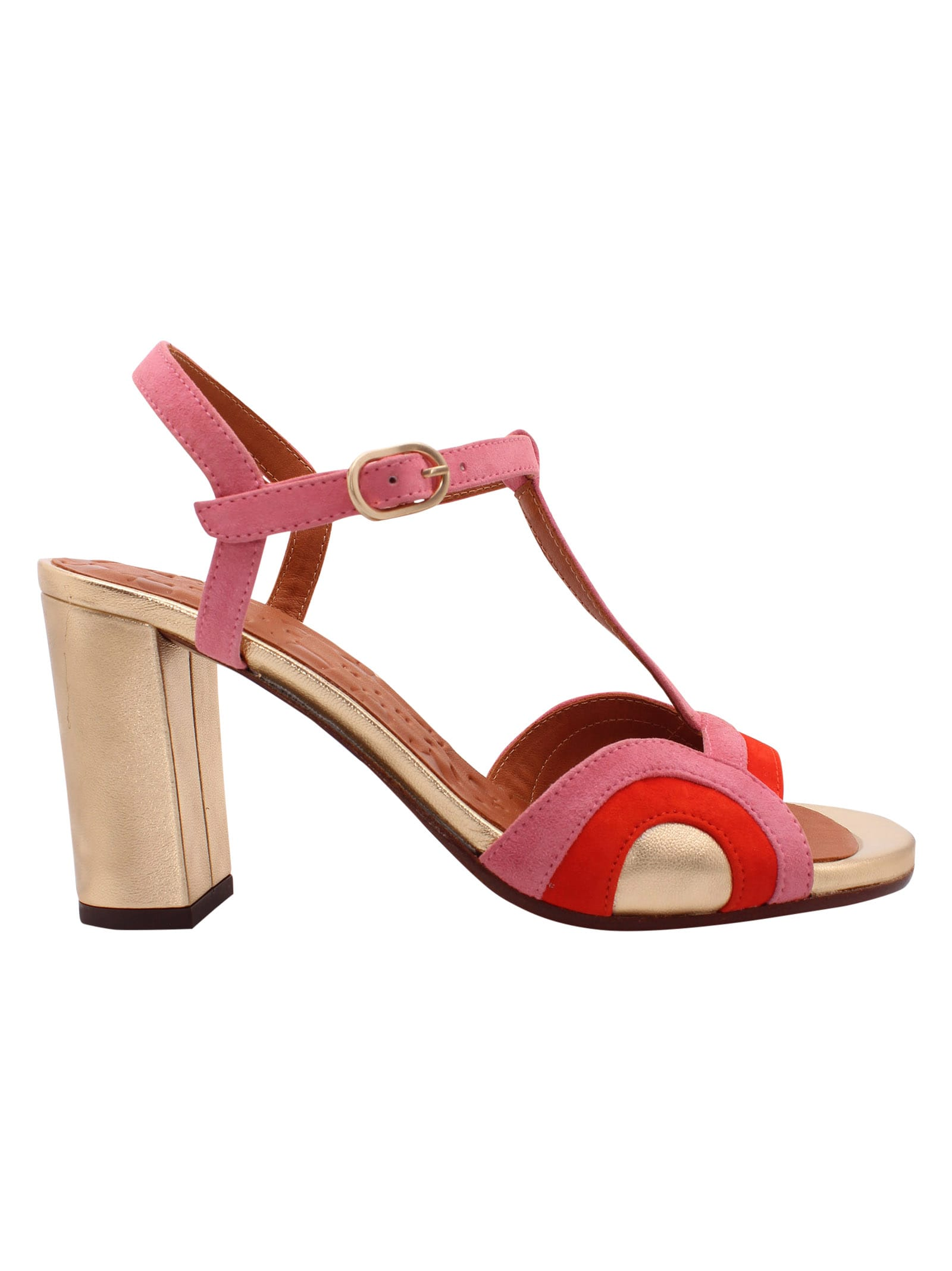 Chie Mihara Banela Leather Sandals