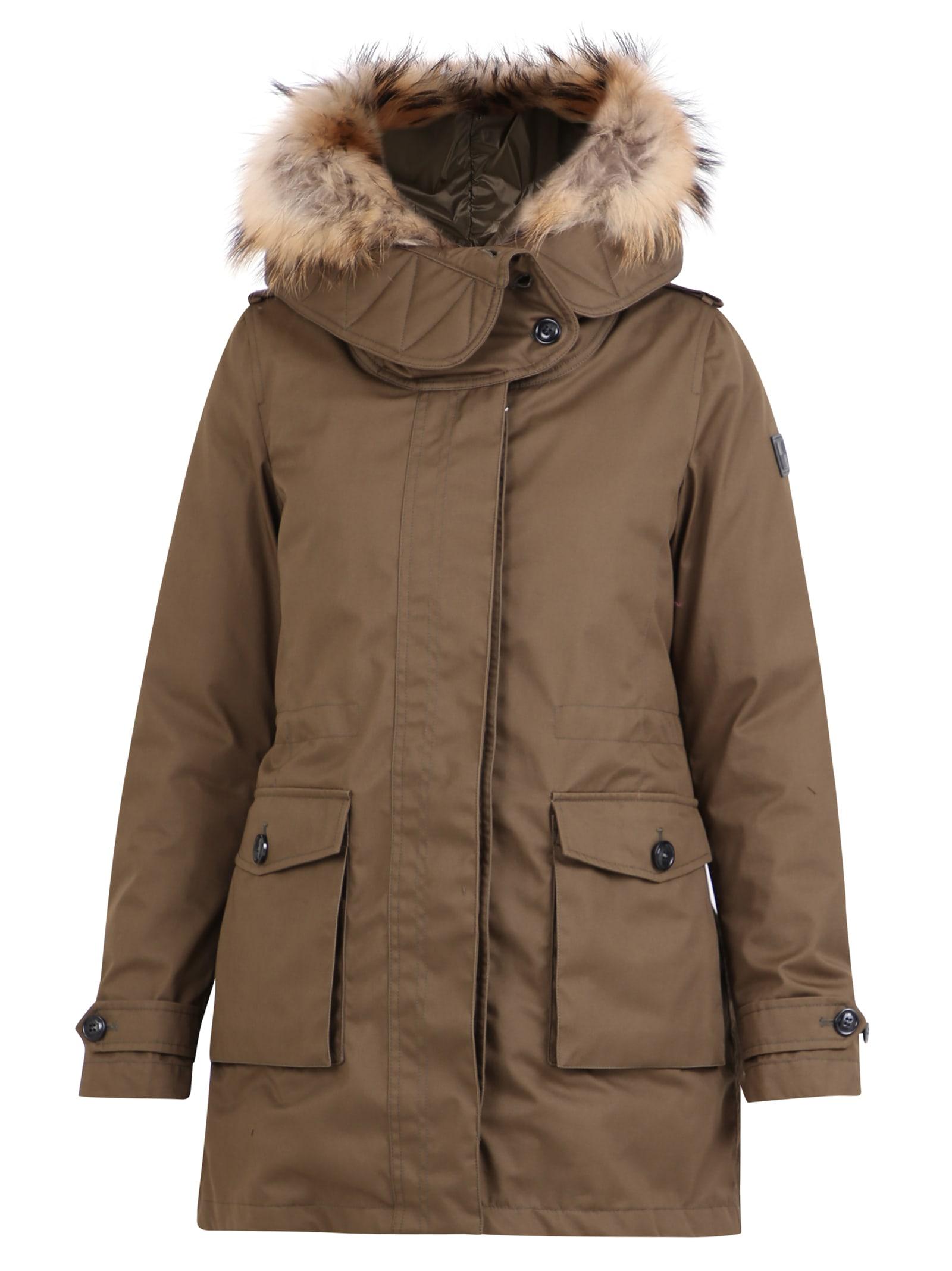 Woolrich Parka Coat