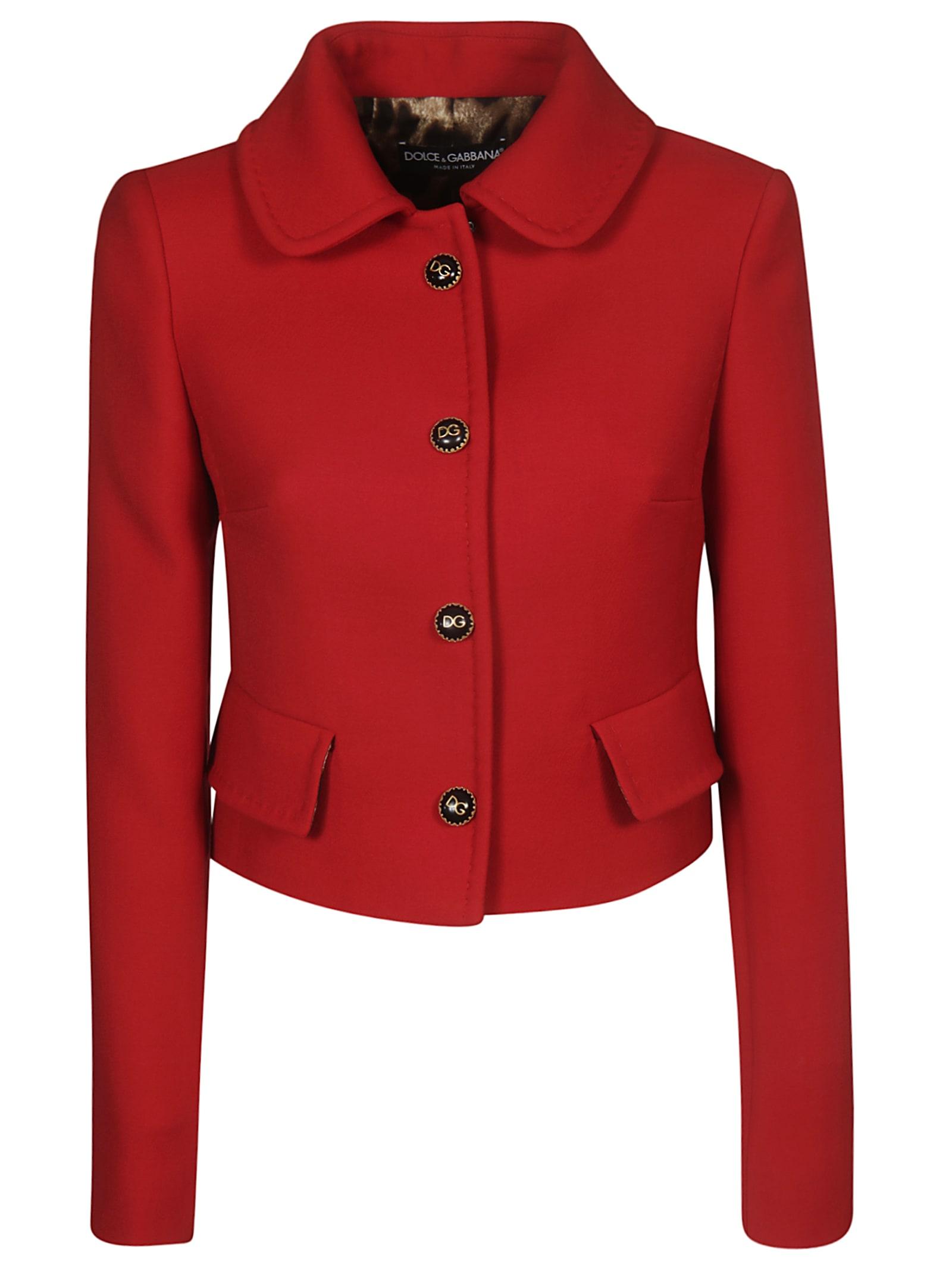 Dolce & Gabbana Buttoned Jacket