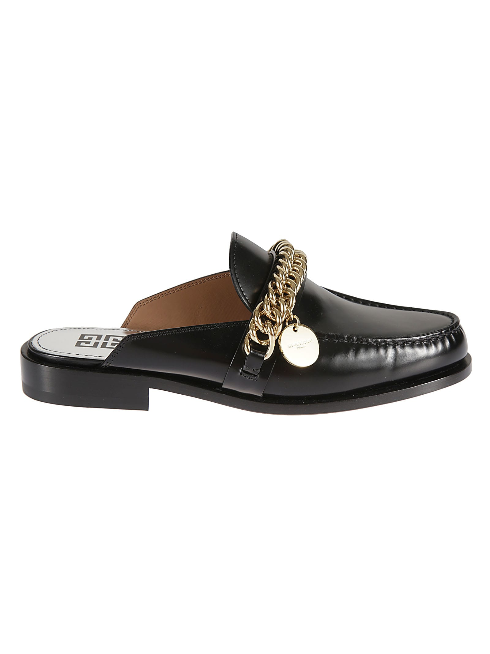 Givenchy Chain Mules