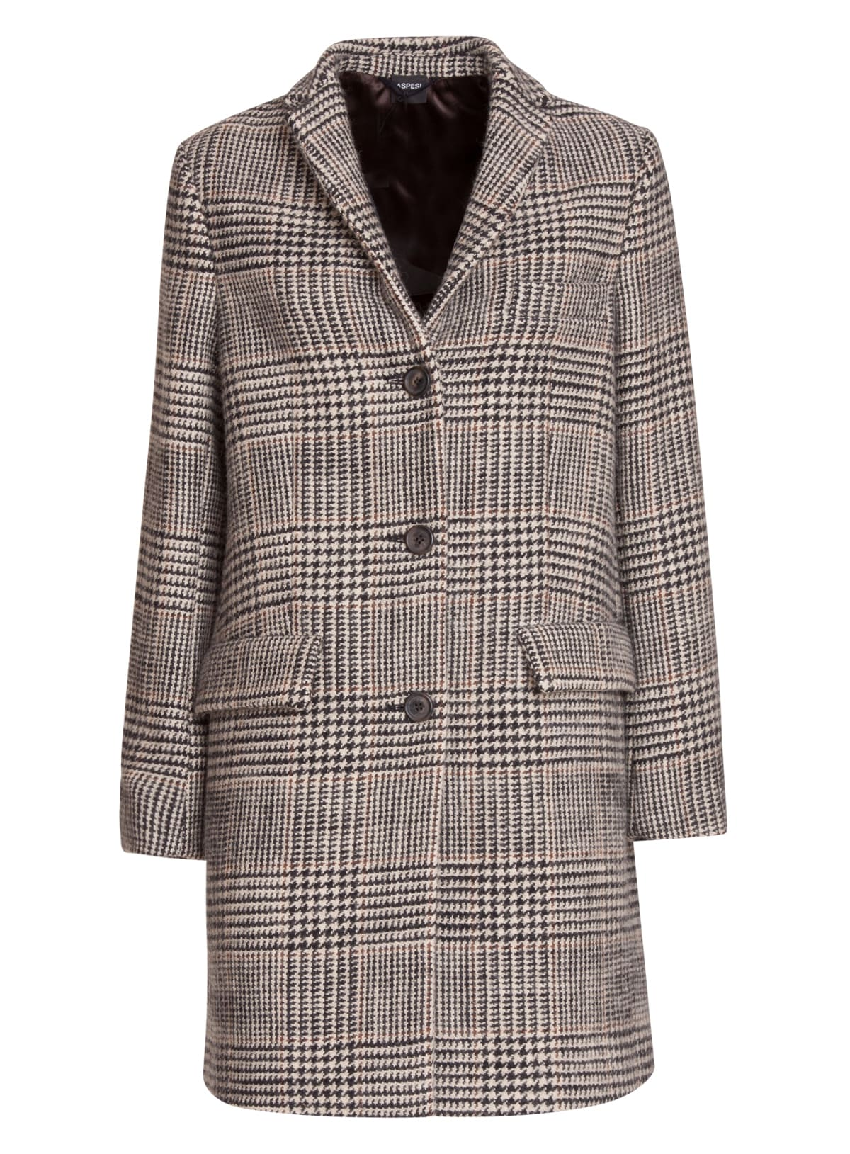 Aspesi Oversized Single-breasted Coat