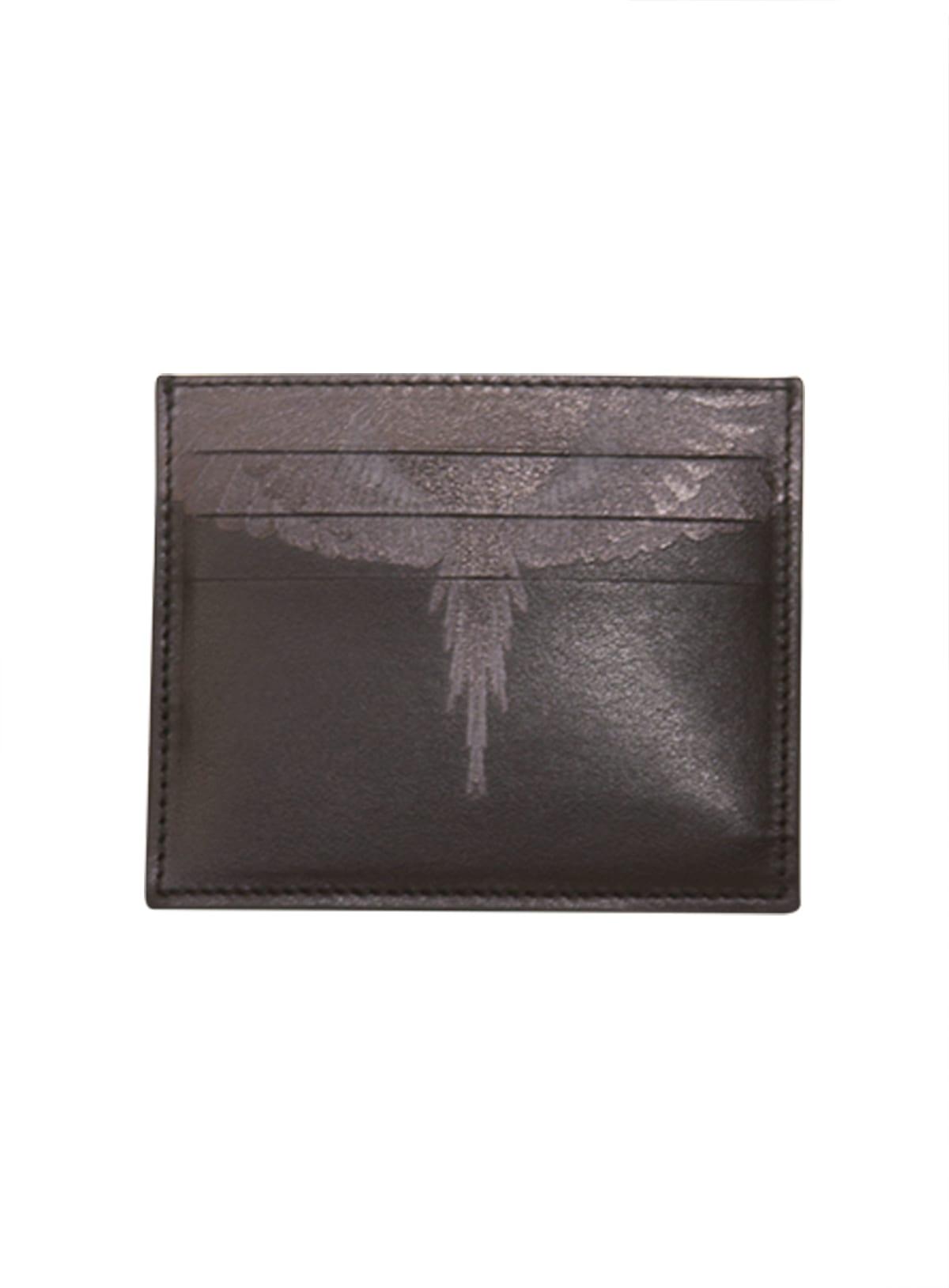 County Of Milan Wings Cardholder Wallet