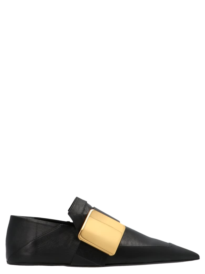 Buy Jil Sander Loafer - Grinch 999 Nero online, shop Jil Sander shoes with free shipping