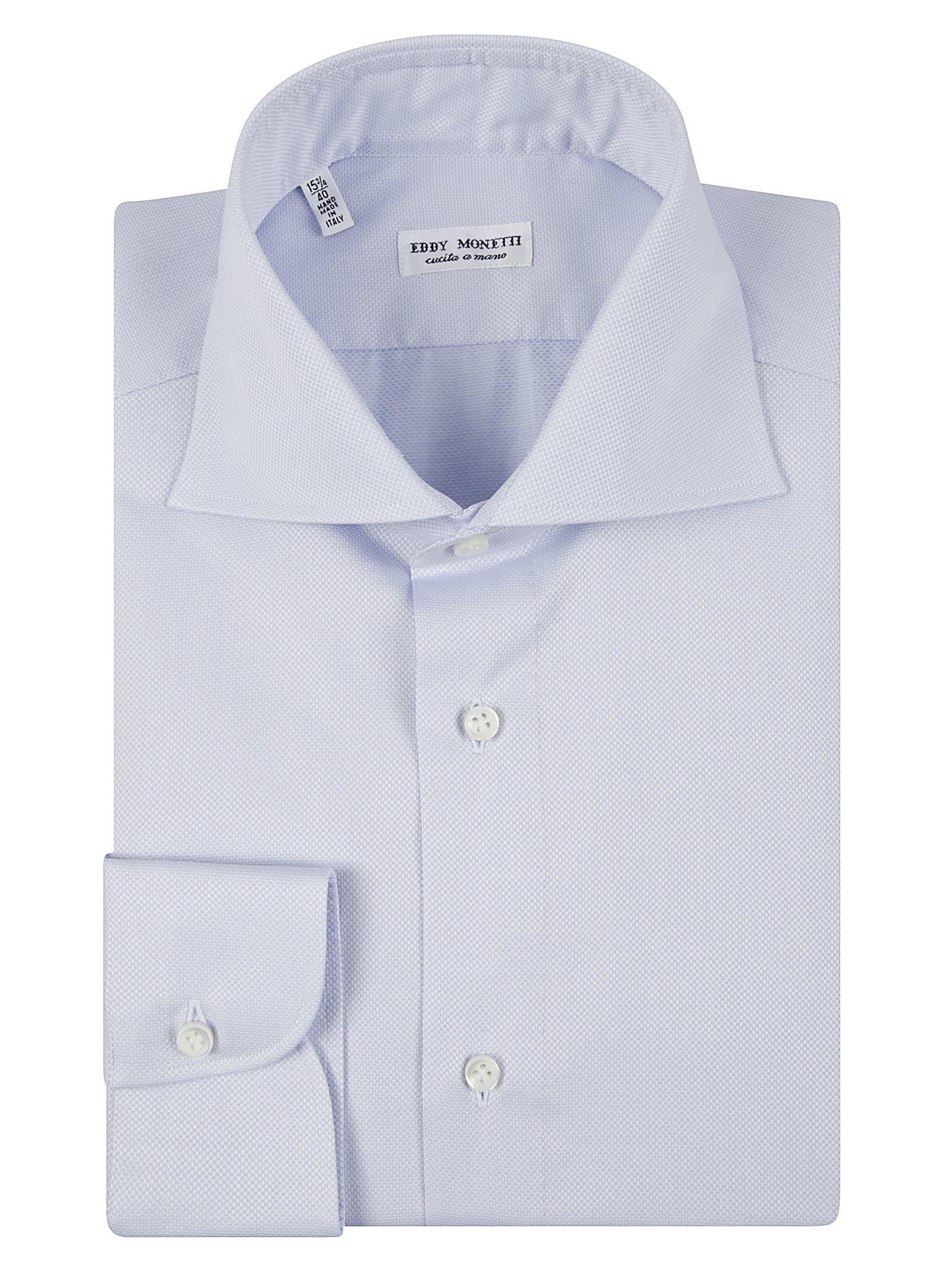 French Collar Oxford Shirt