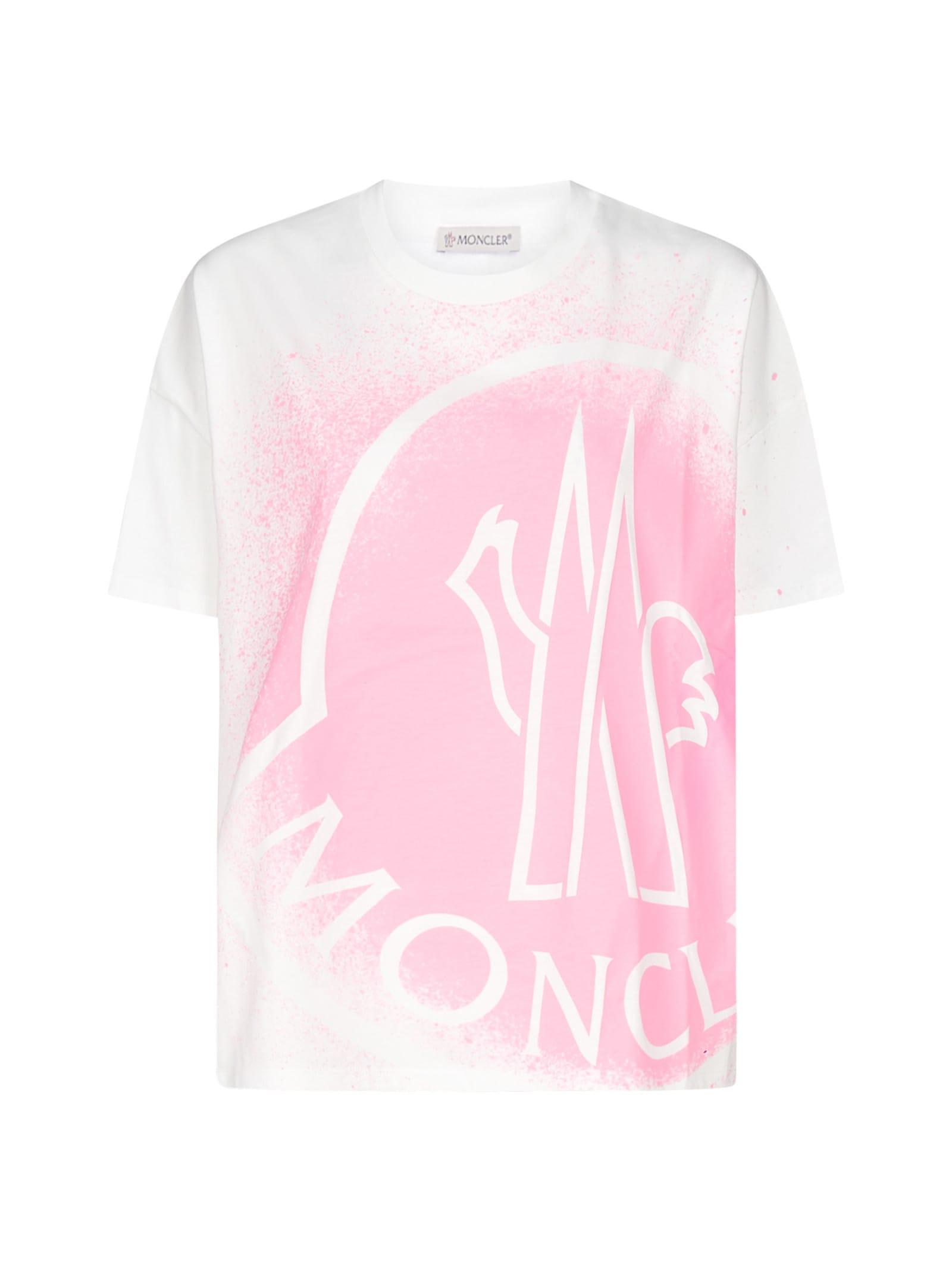 Moncler T-shirts T-SHIRT