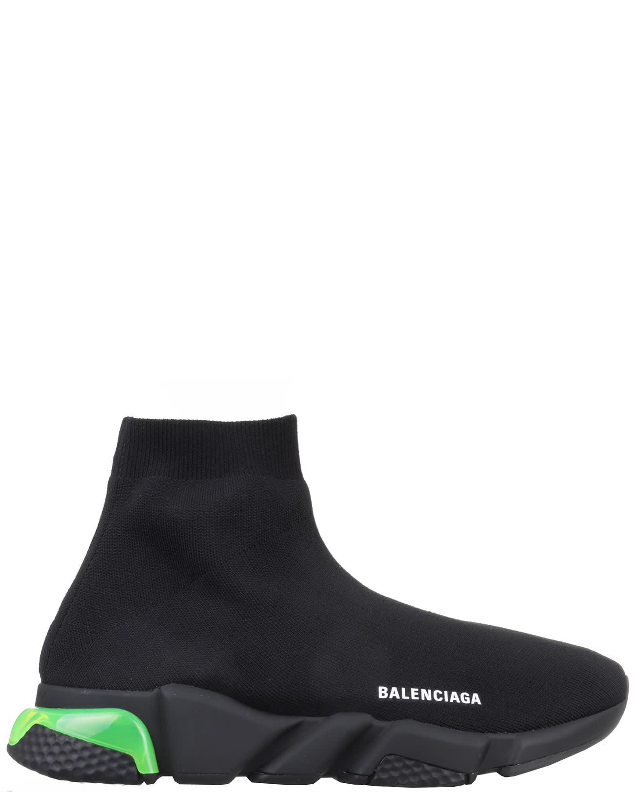 Balenciaga BLACK SPEED LT CLEAR