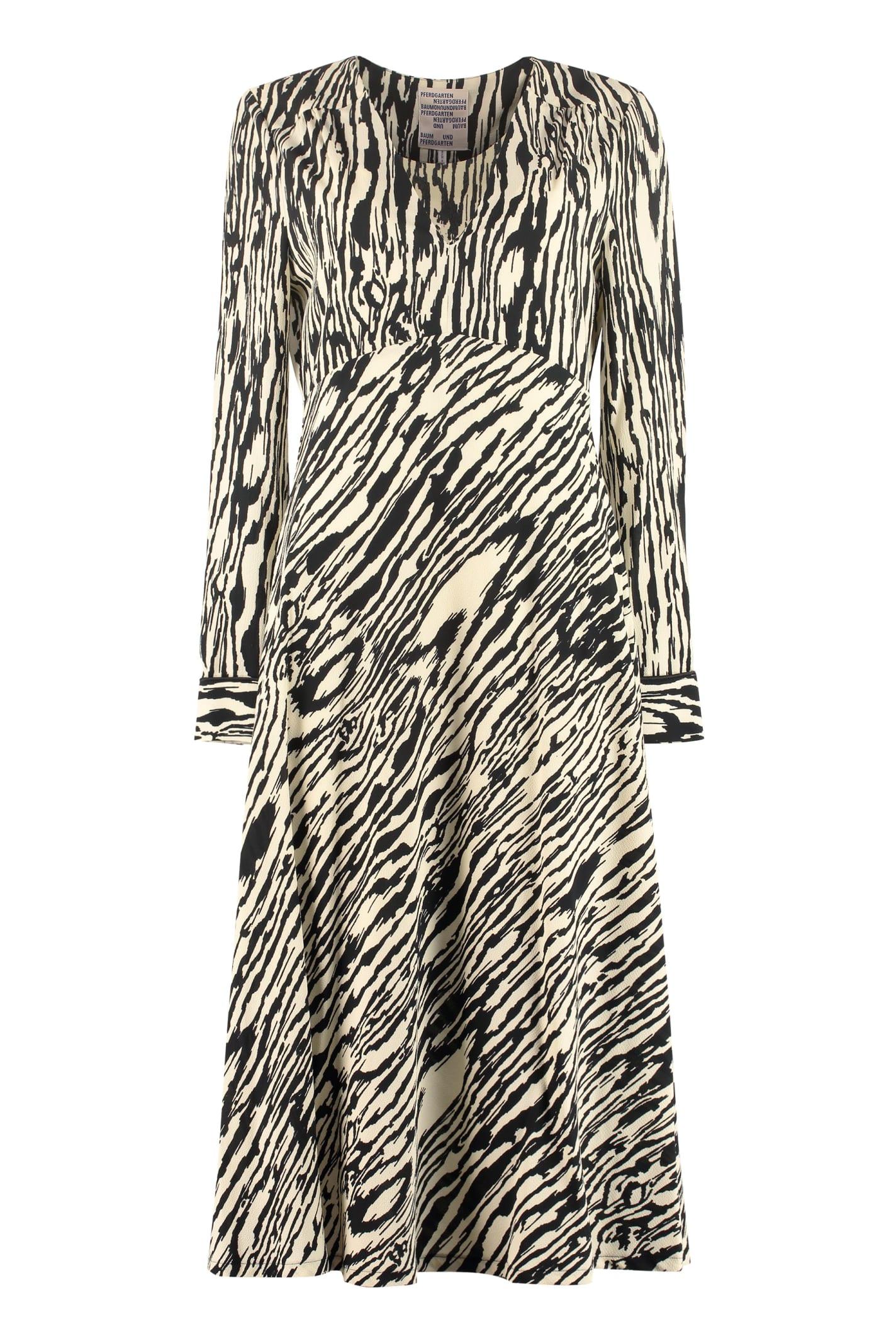 Buy Baum und Pferdgarten Aericka Printed Dress online, shop Baum und Pferdgarten with free shipping