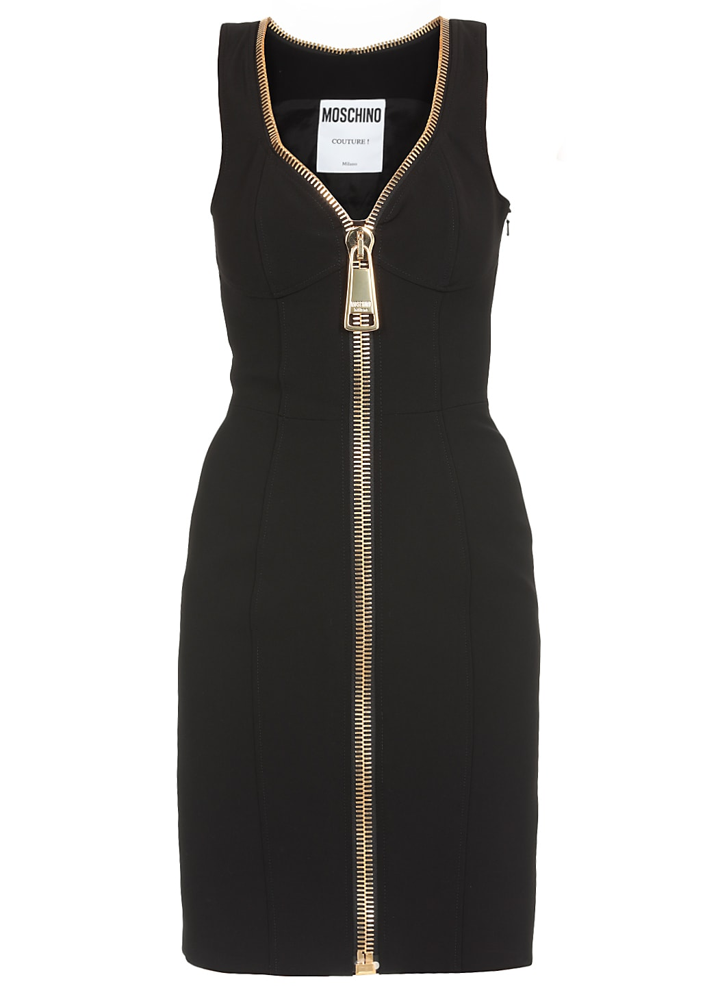 Moschino DRESS WITH ZIP