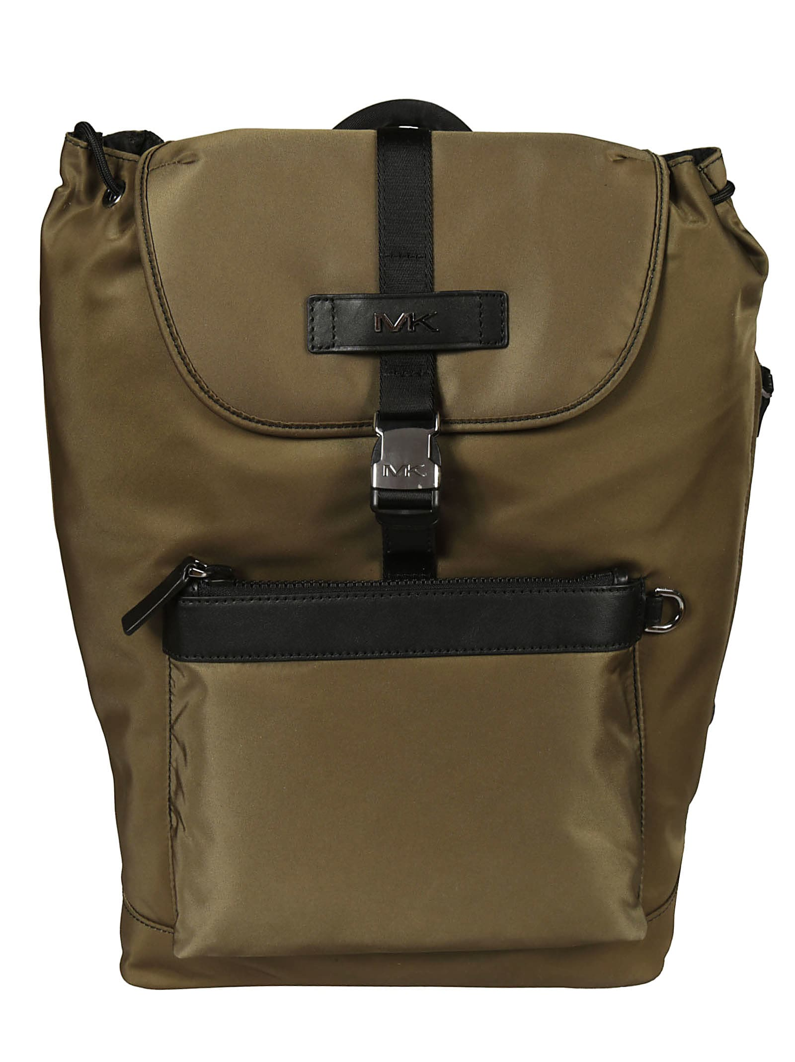 Michael Kors Classic Buckled Backpack