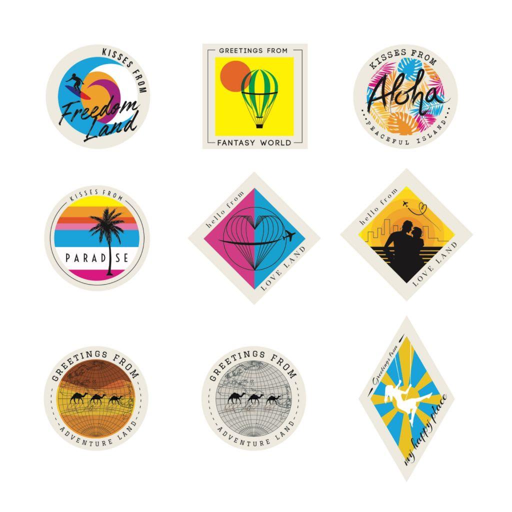 Accessories-stickers Pop