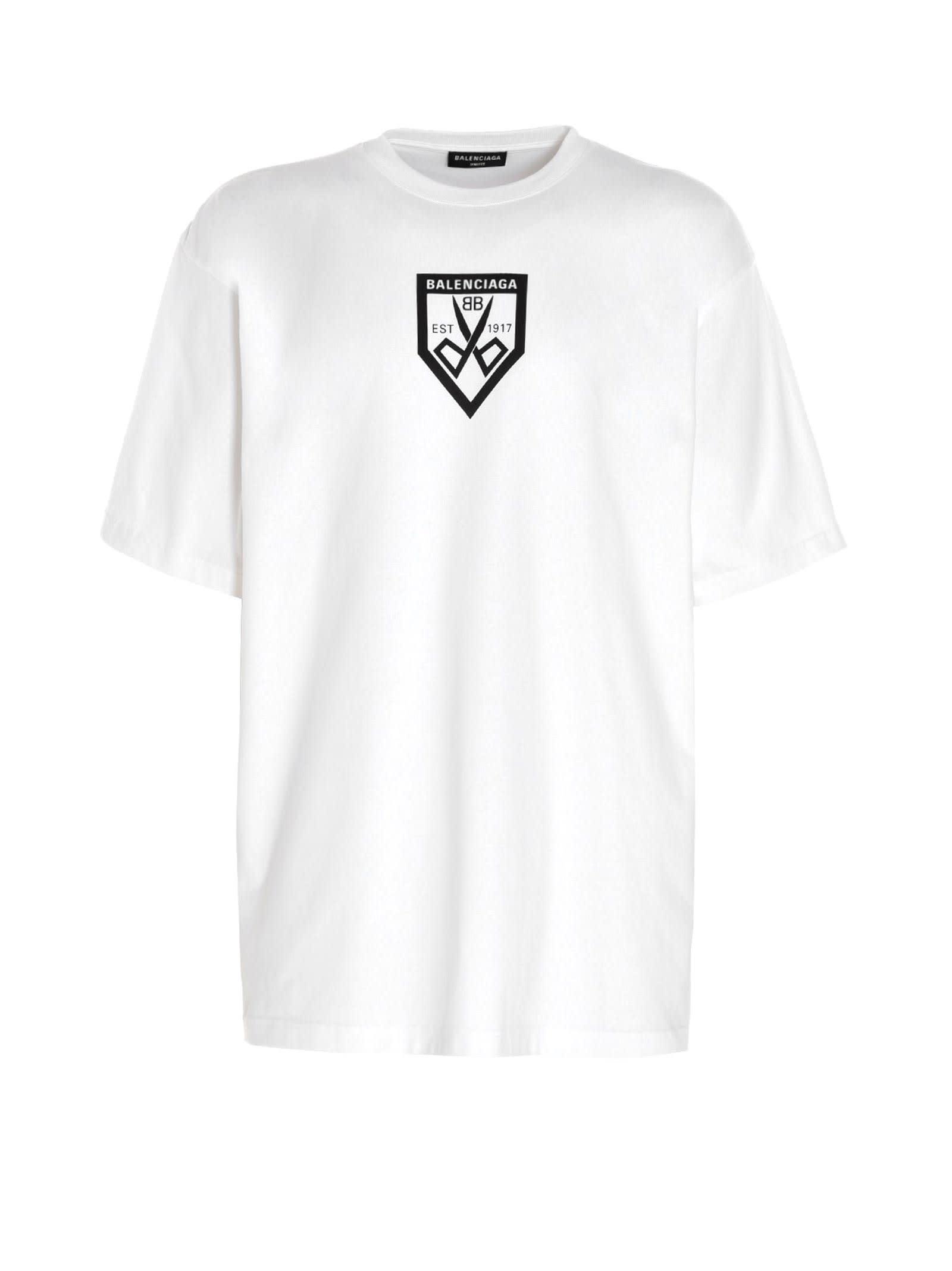 Balenciaga T-shirts LOGO T-SHIRT