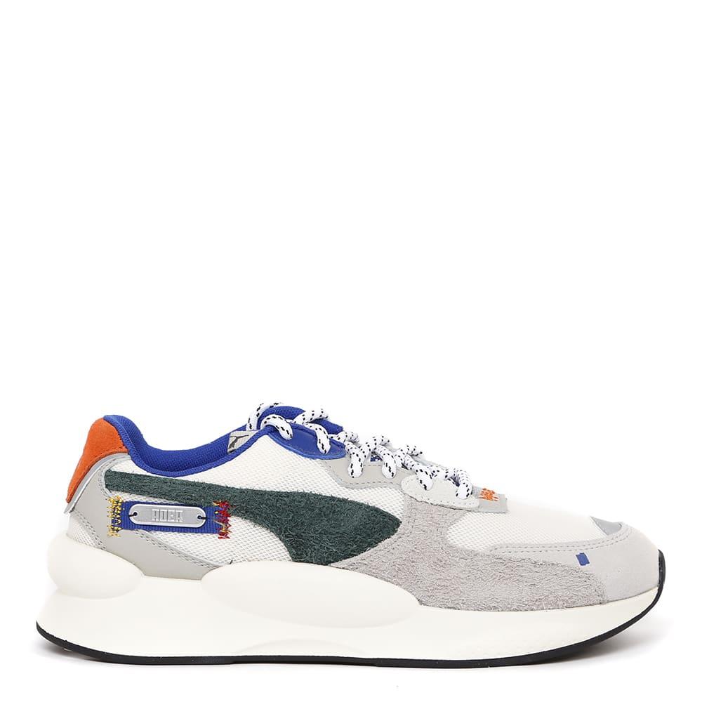 Puma Select Rs 9.8 Ader Error Multicolor Suede & Textile Sneaker