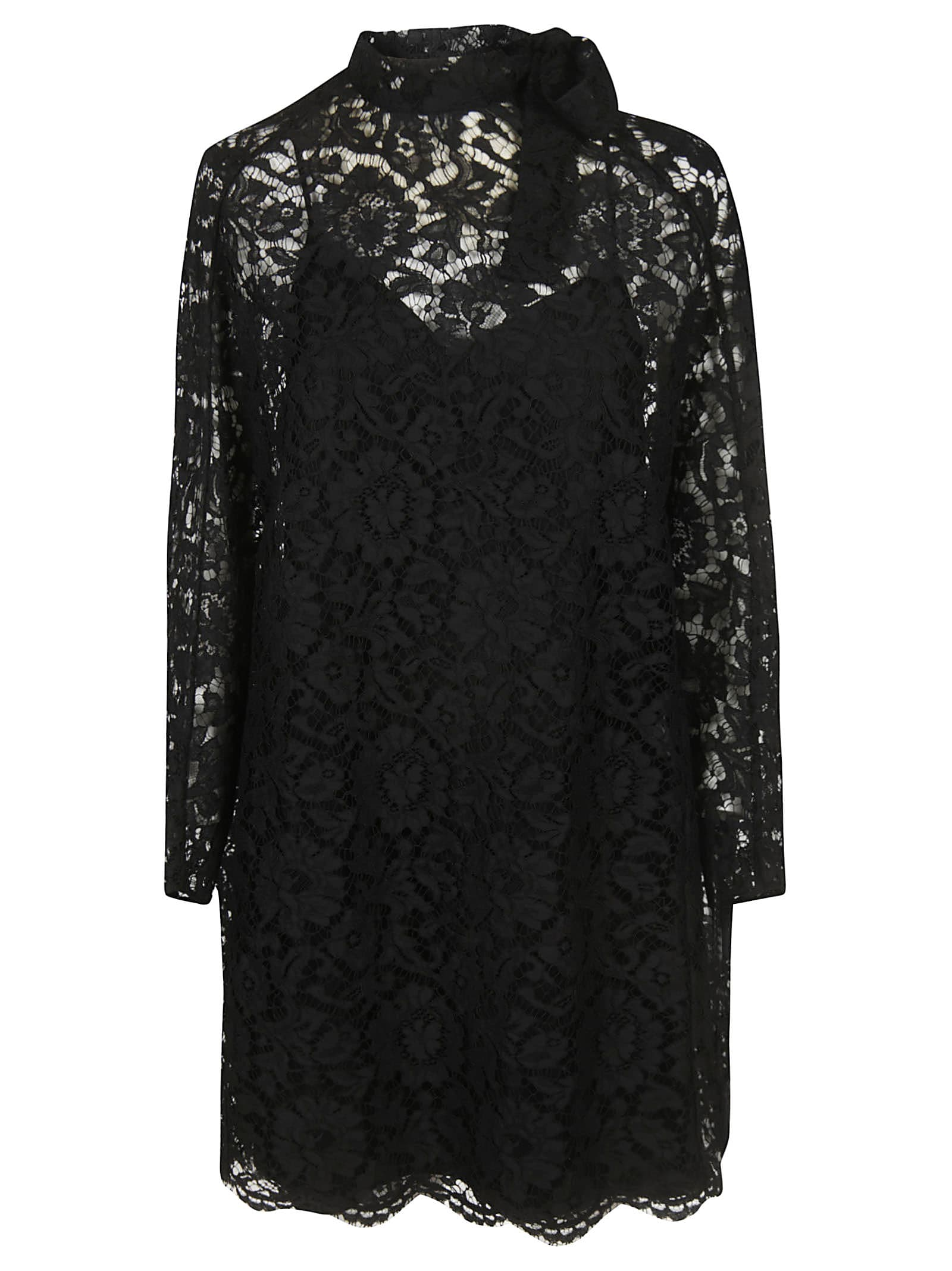 Valentino Laced Dress