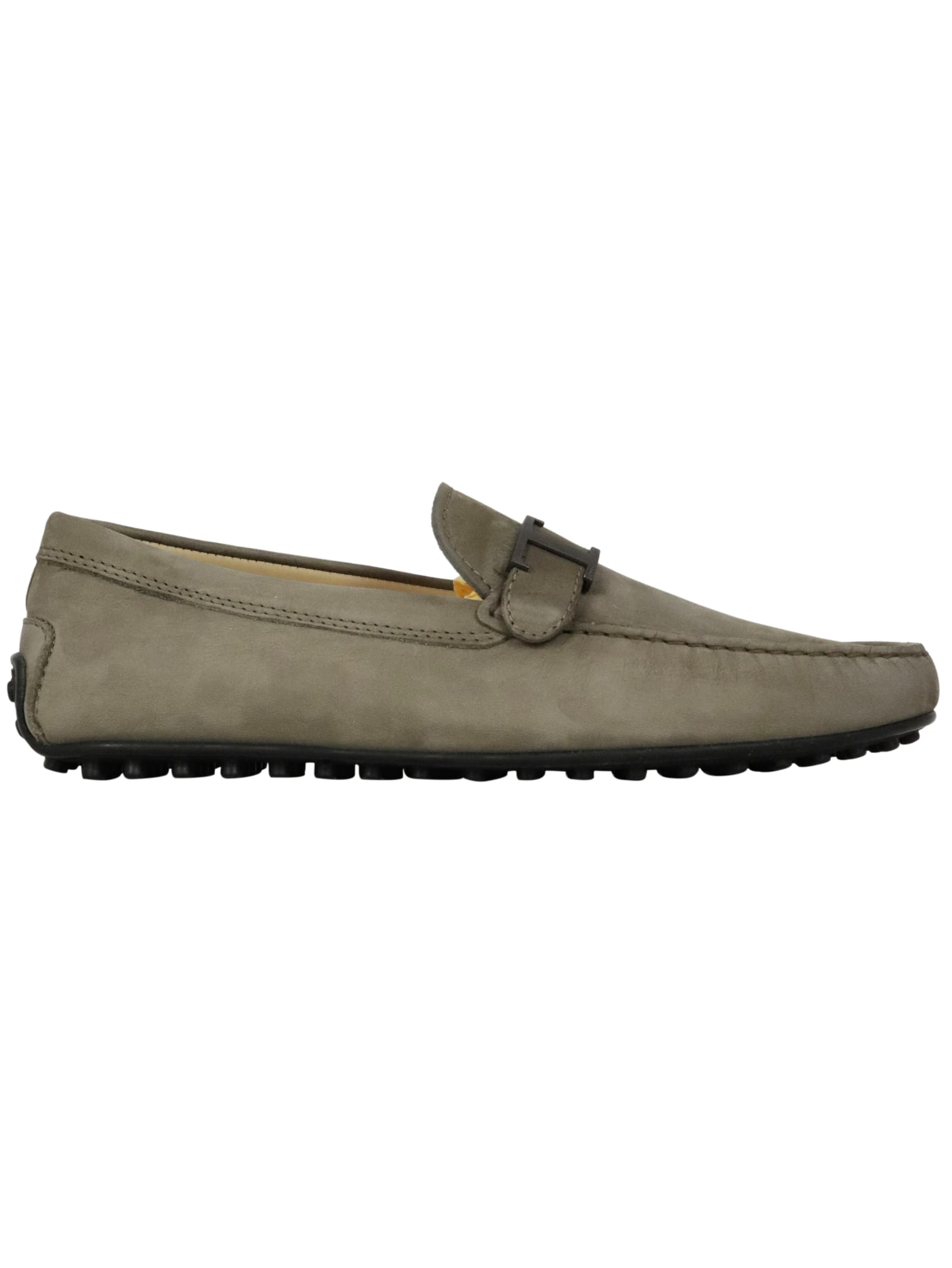 Tod's CITY GOMMINO 42C FLAT SHOES