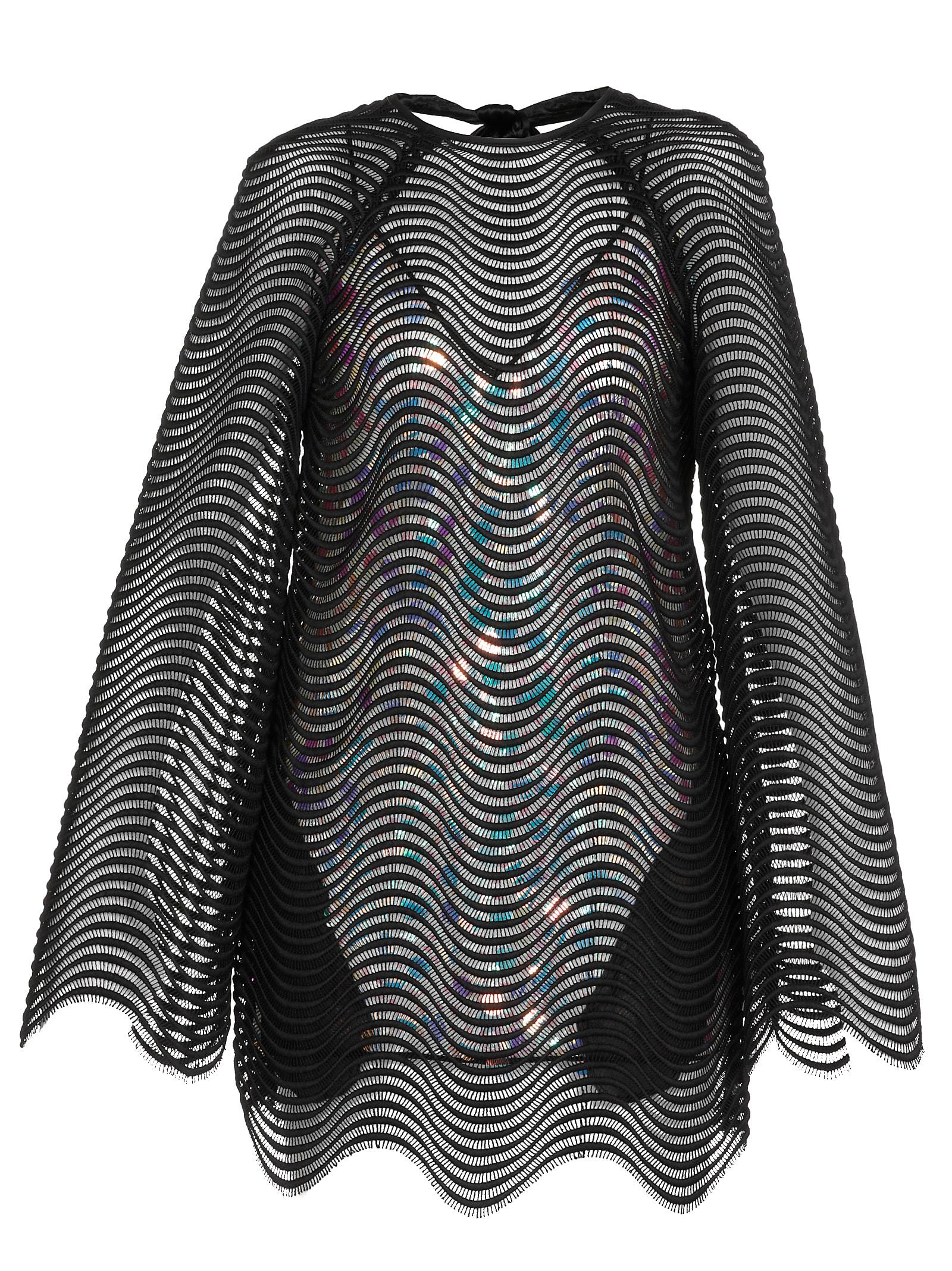 Marco de Vincenzo Double-layered Dress