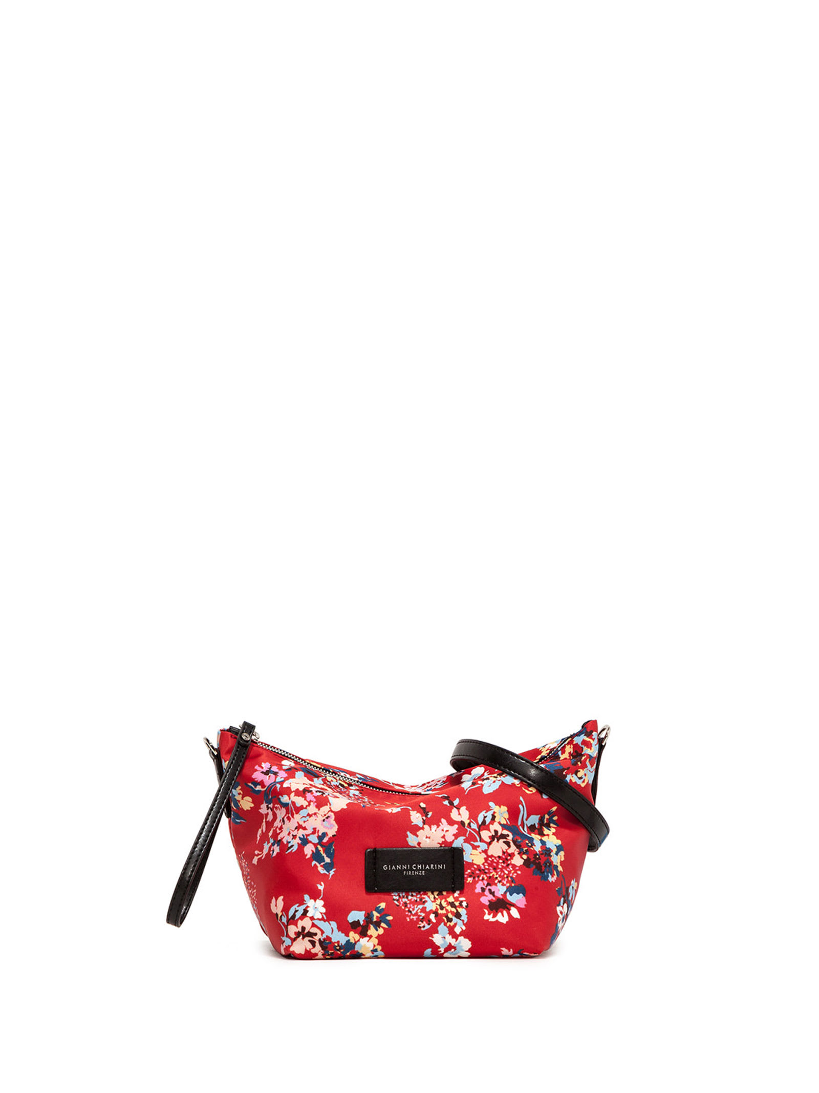 Pouch With Floral Pattern
