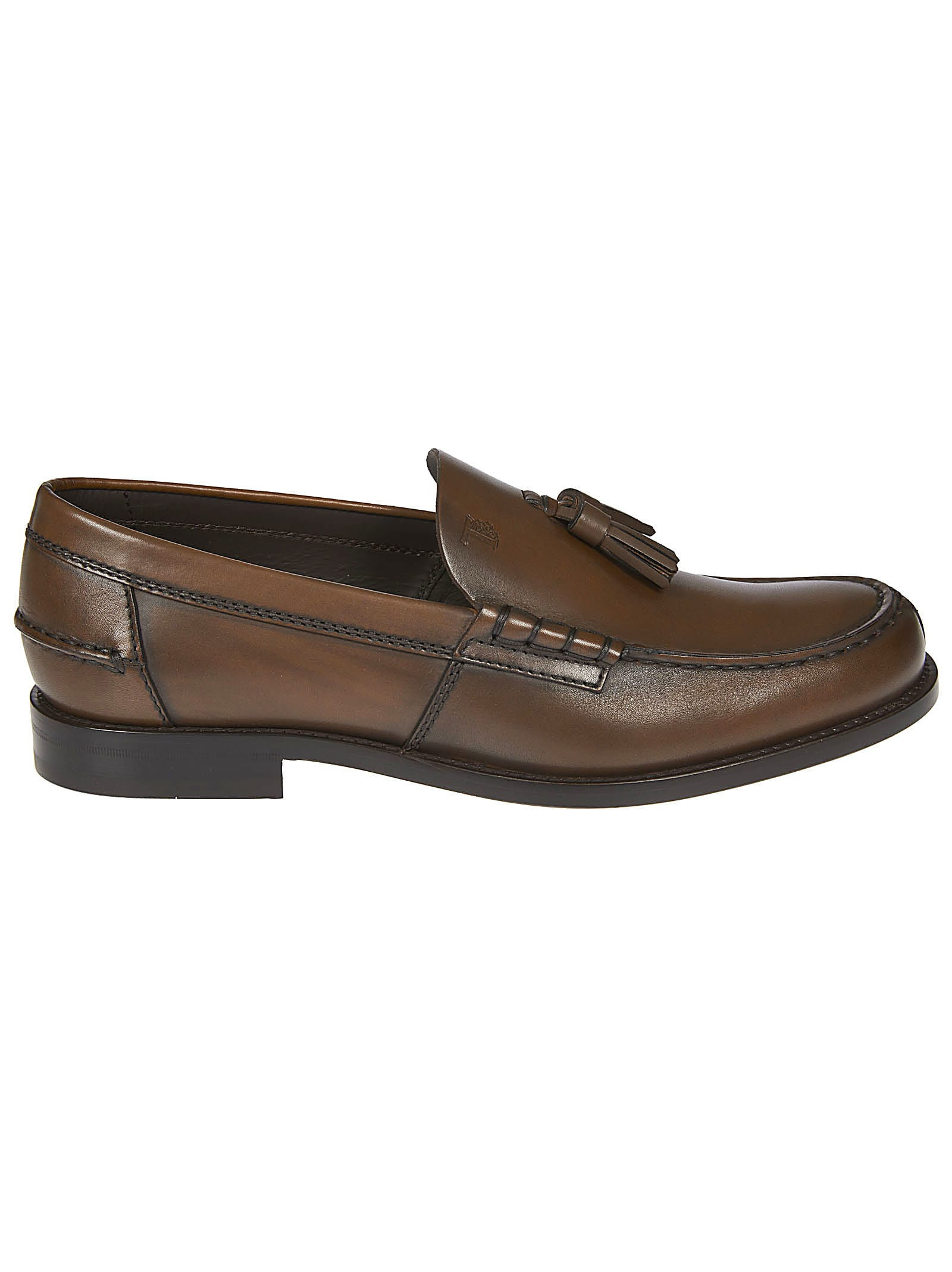Tods Tassel Detail Loafers