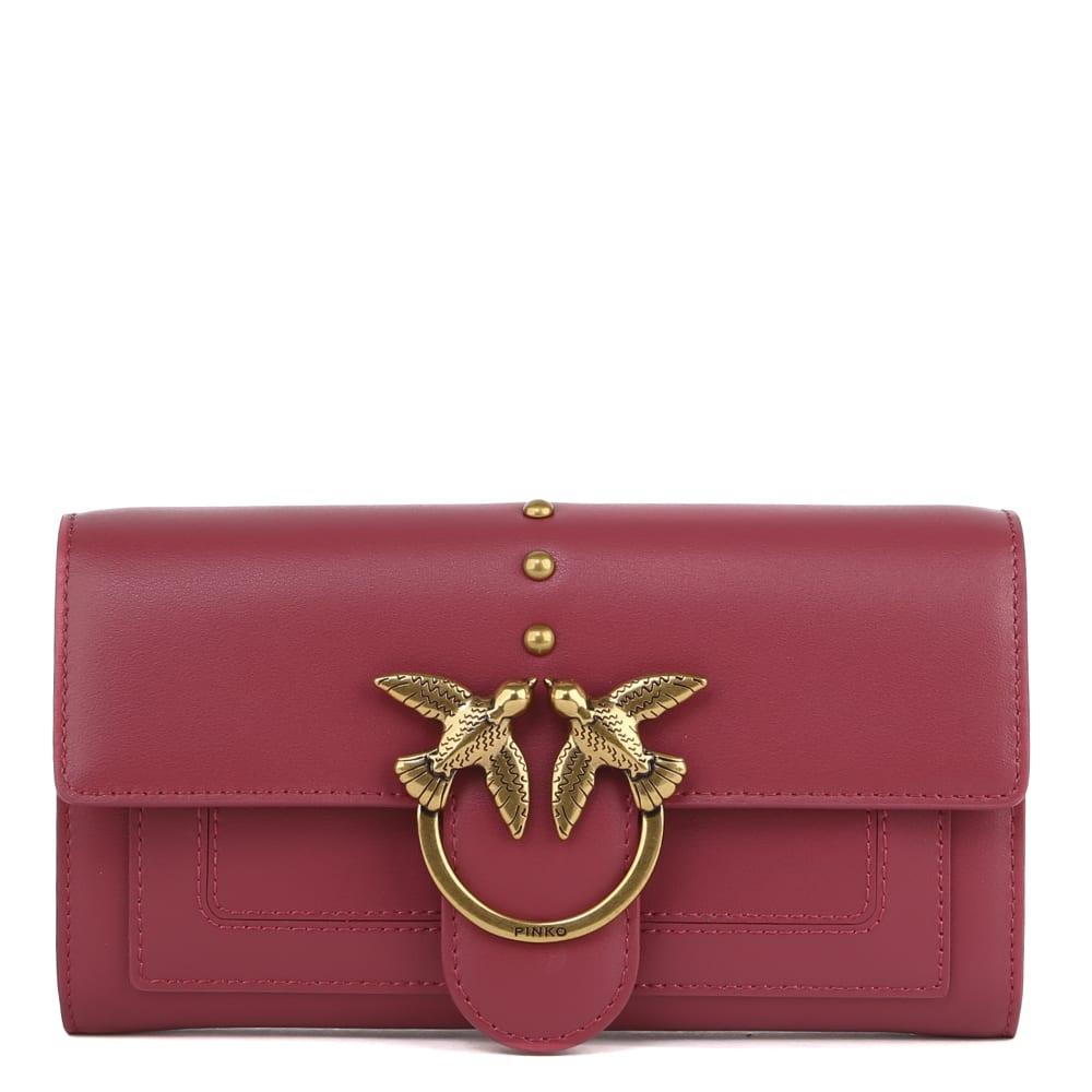 Pinko Love Simply Leather Wallet