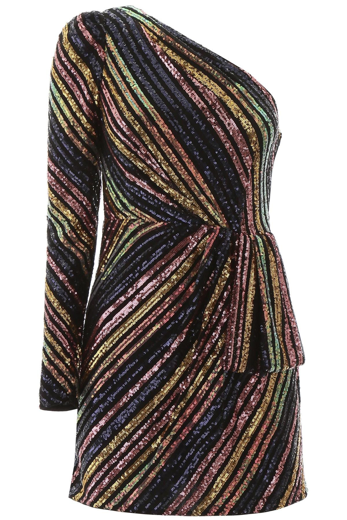 Buy self-portrait Sequins Mini Dress online, shop self-portrait with free shipping