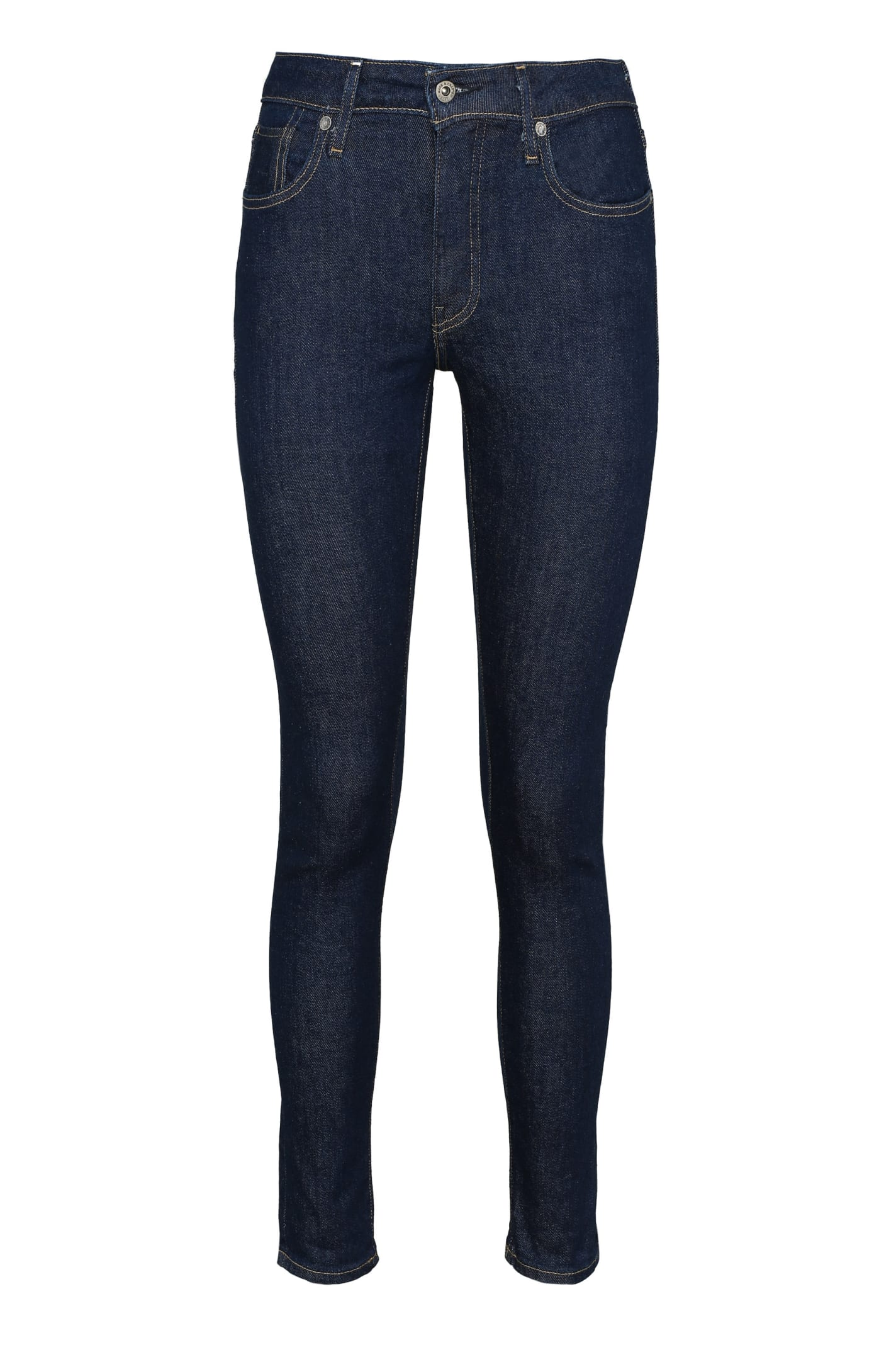 Levis 721 High-rise Skinny-fit Jeans