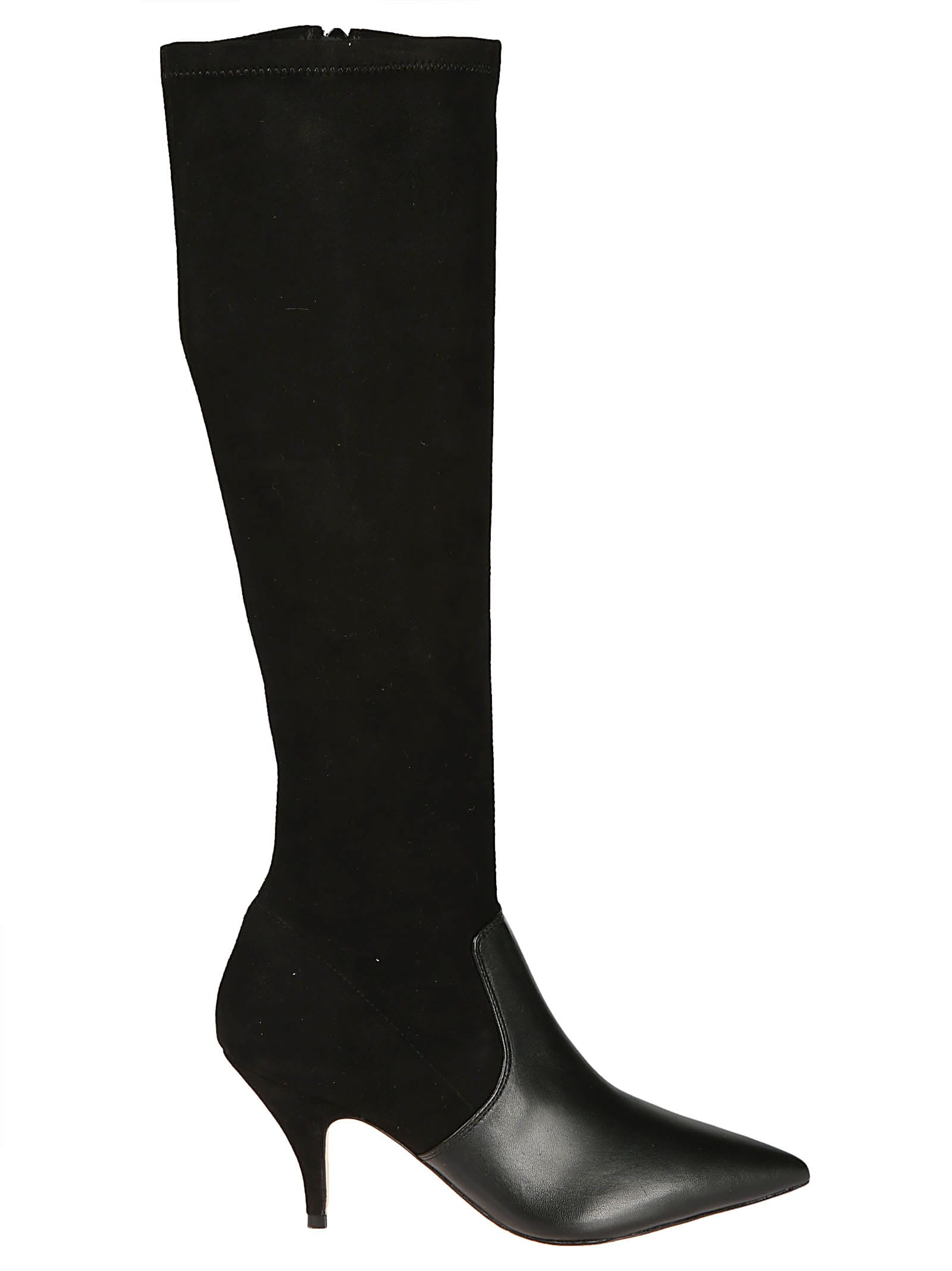 Tory Burch Paneled Boots