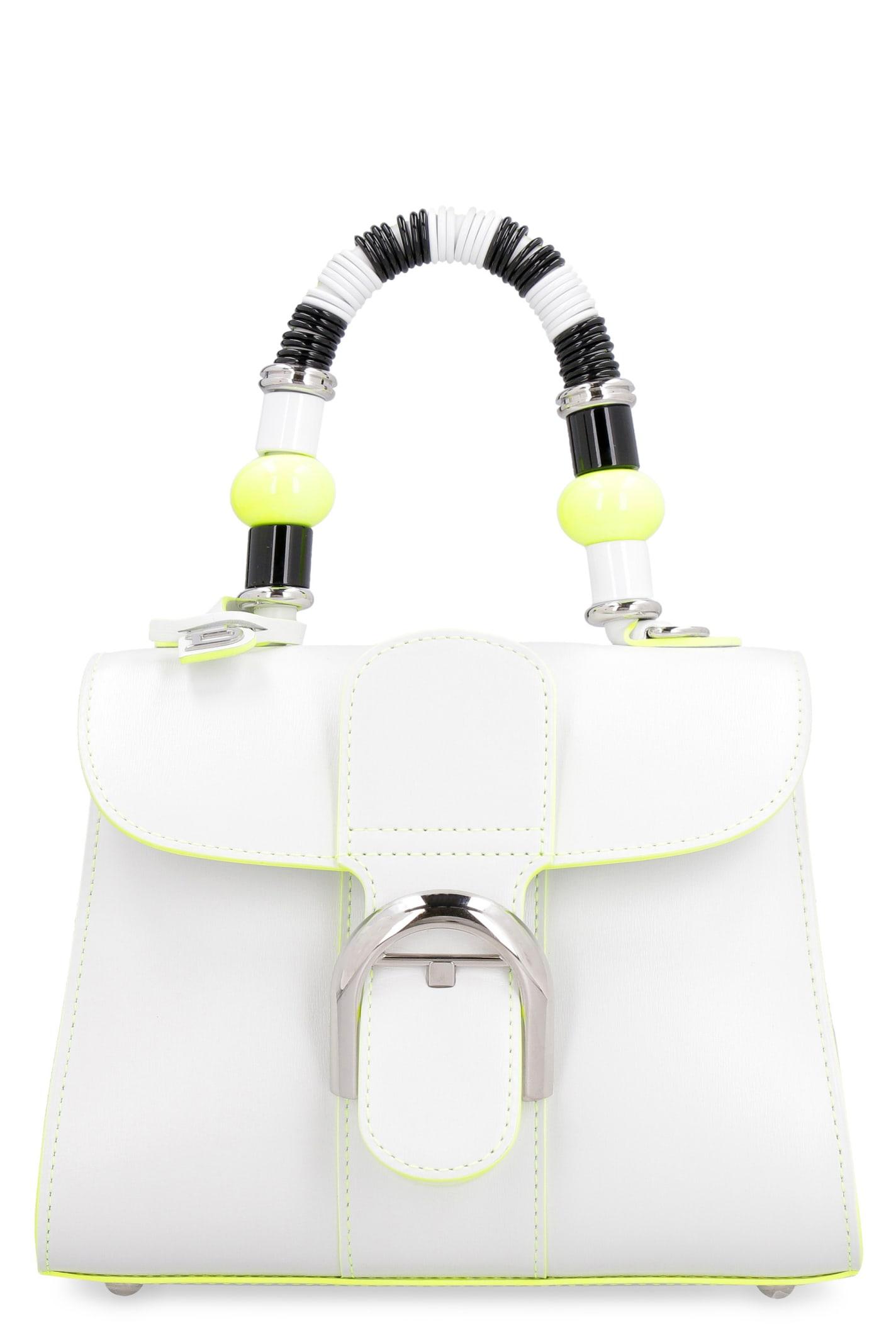 Brillant Mini Leather Bag