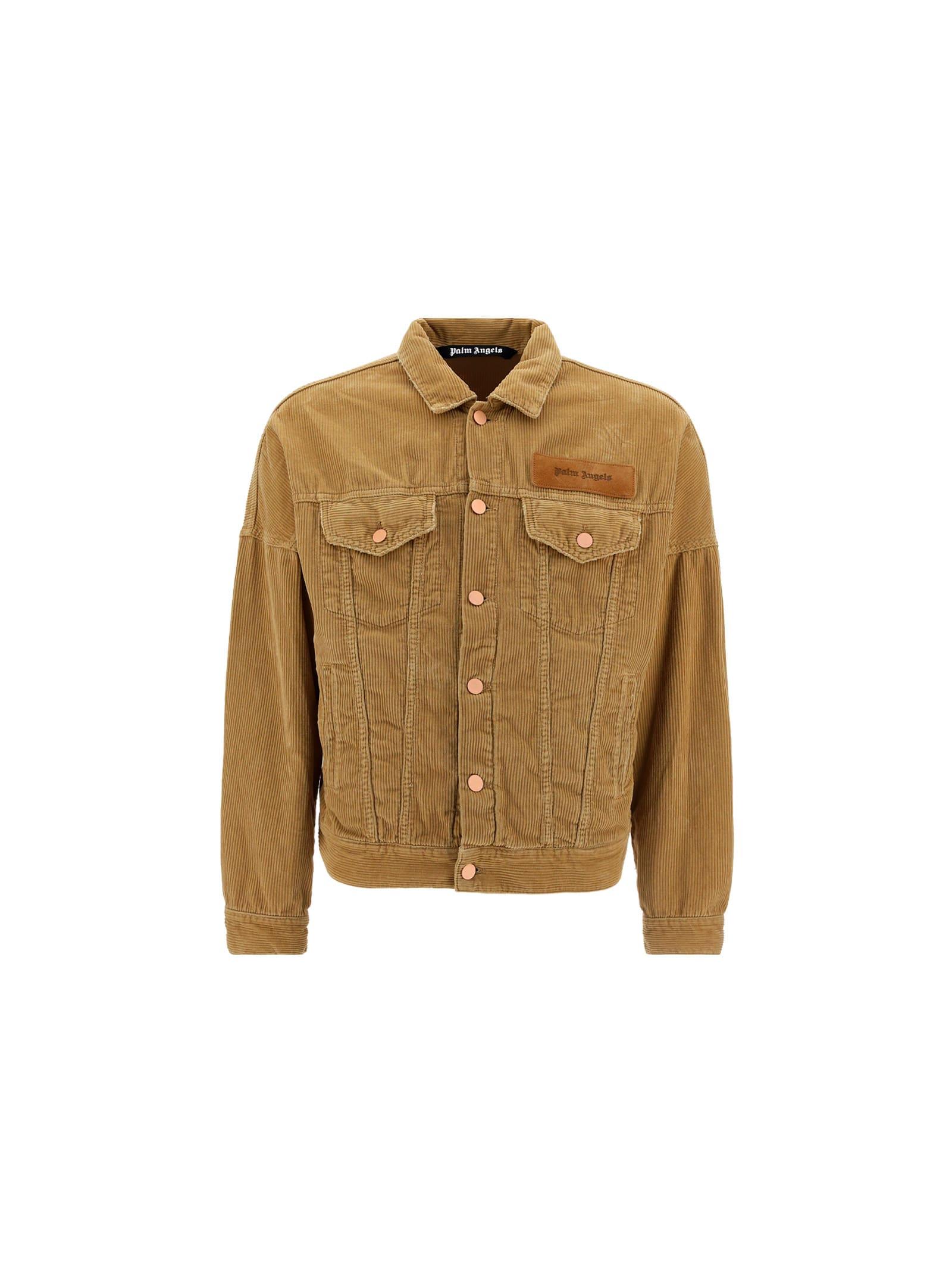 Palm Angels Corduroy Jacket
