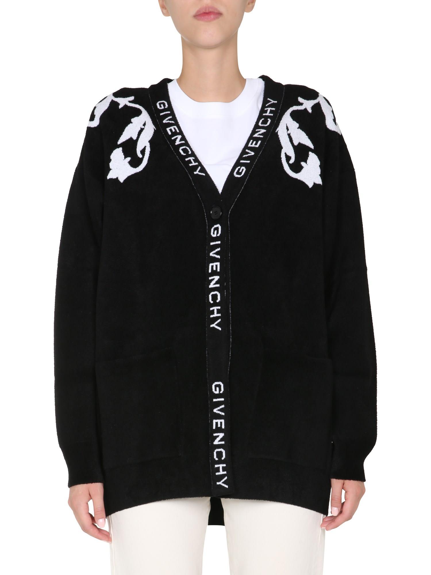 Givenchy V-neck Cardigan