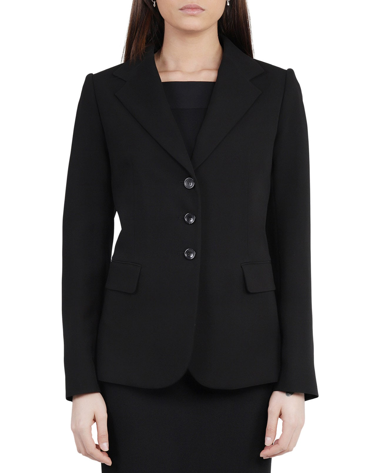Alaia Black Jacket