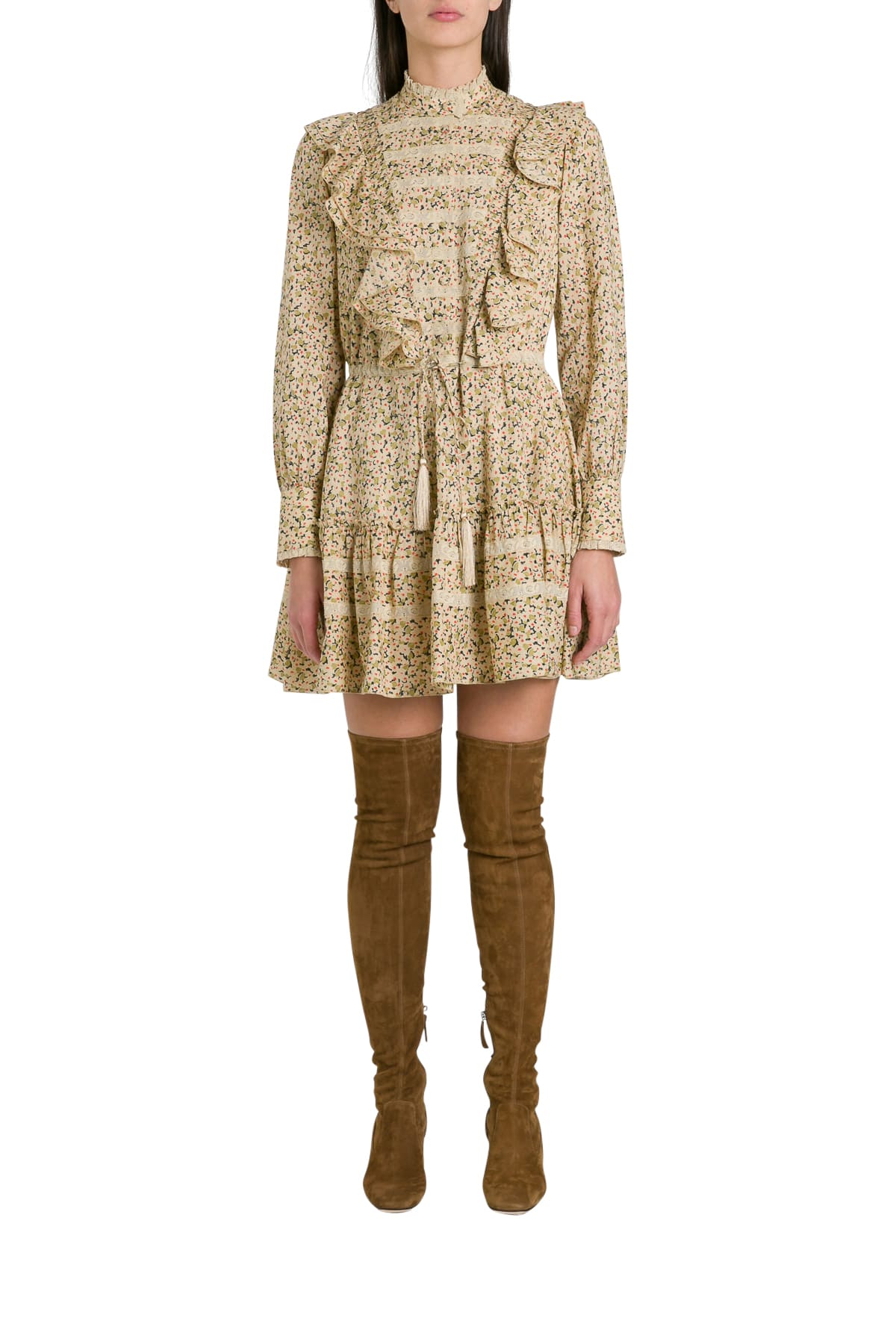 Buy Etro Margaret Dress online, shop Etro with free shipping