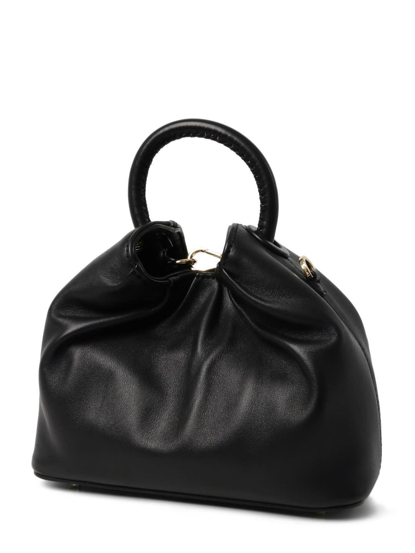 Elleme SMALL DUMPLING BAG BLACK