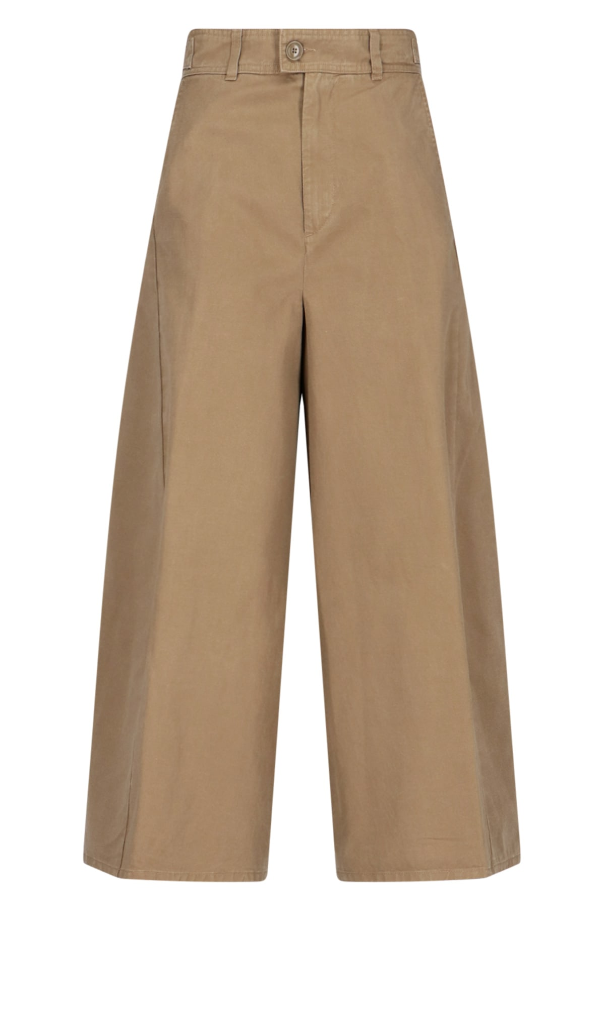 Aspesi Wide Leg Trousers