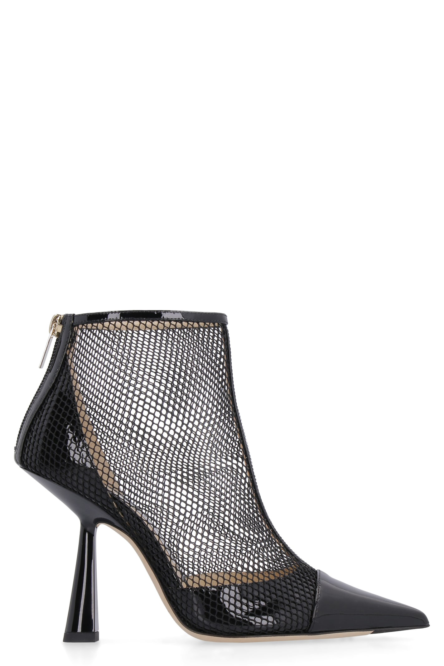 Jimmy Choo Kix Pointy-toe Ankle-boots
