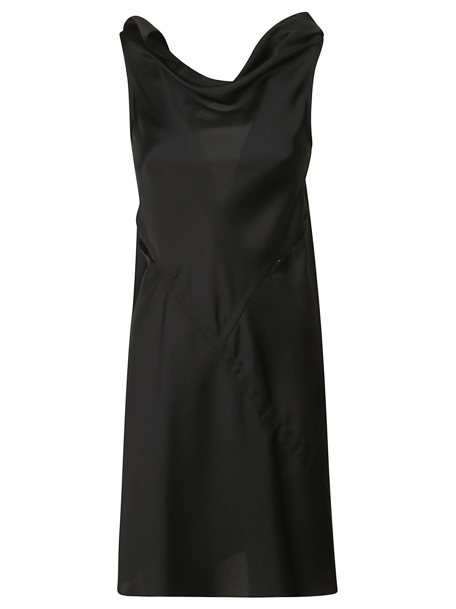 Rick Owens Skoprio Mini Dress