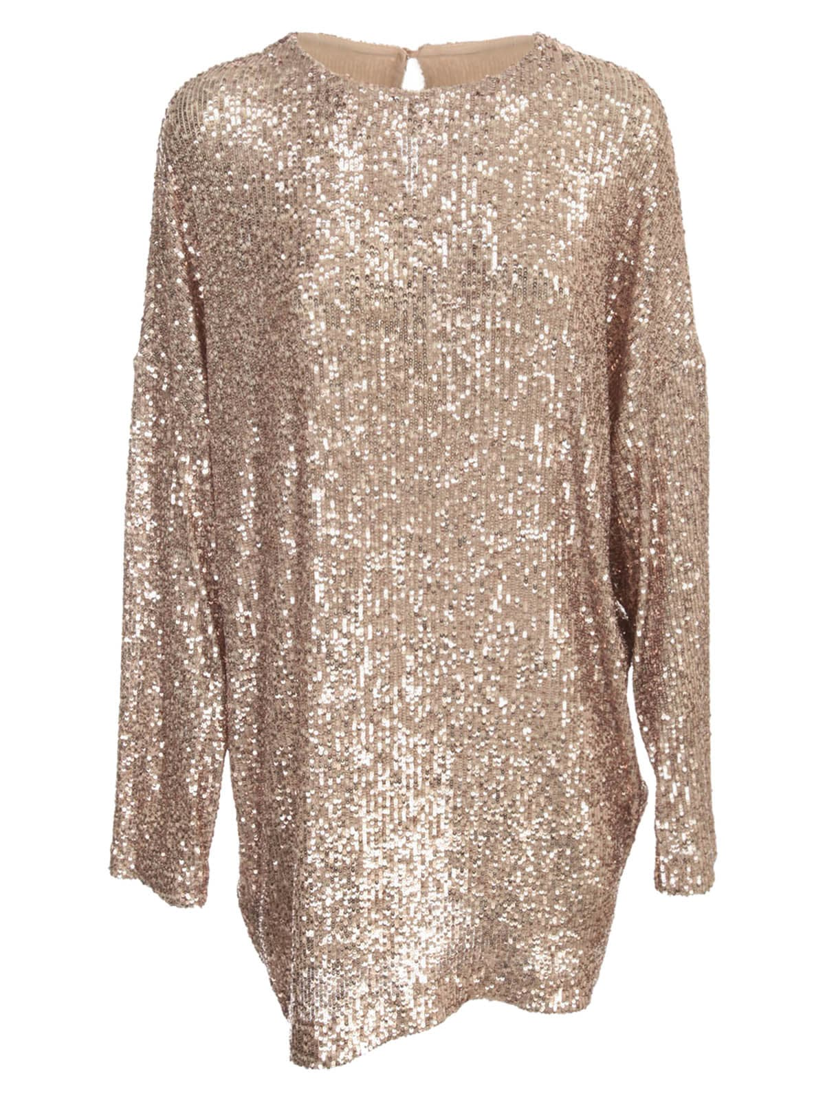 Buy In The Mood For Love Soft Sequin Mini Dress online, shop In The Mood For Love with free shipping