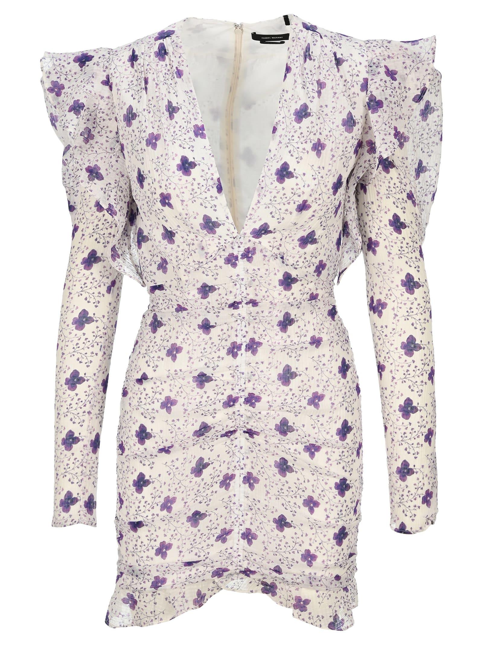 Buy Isabel Marant Etya Dress online, shop Isabel Marant with free shipping
