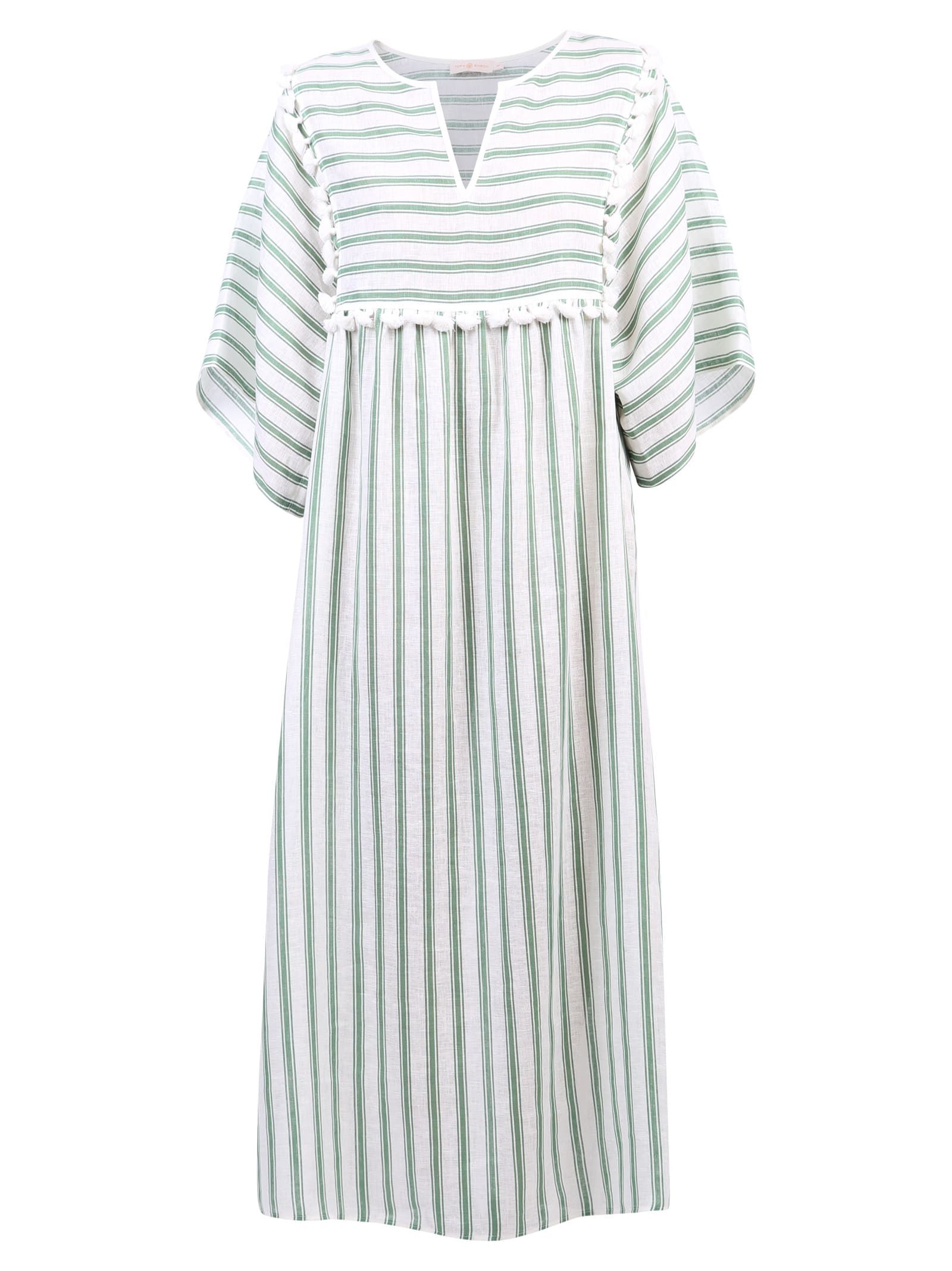 Buy Tory Burch Striped Dress online, shop Tory Burch with free shipping